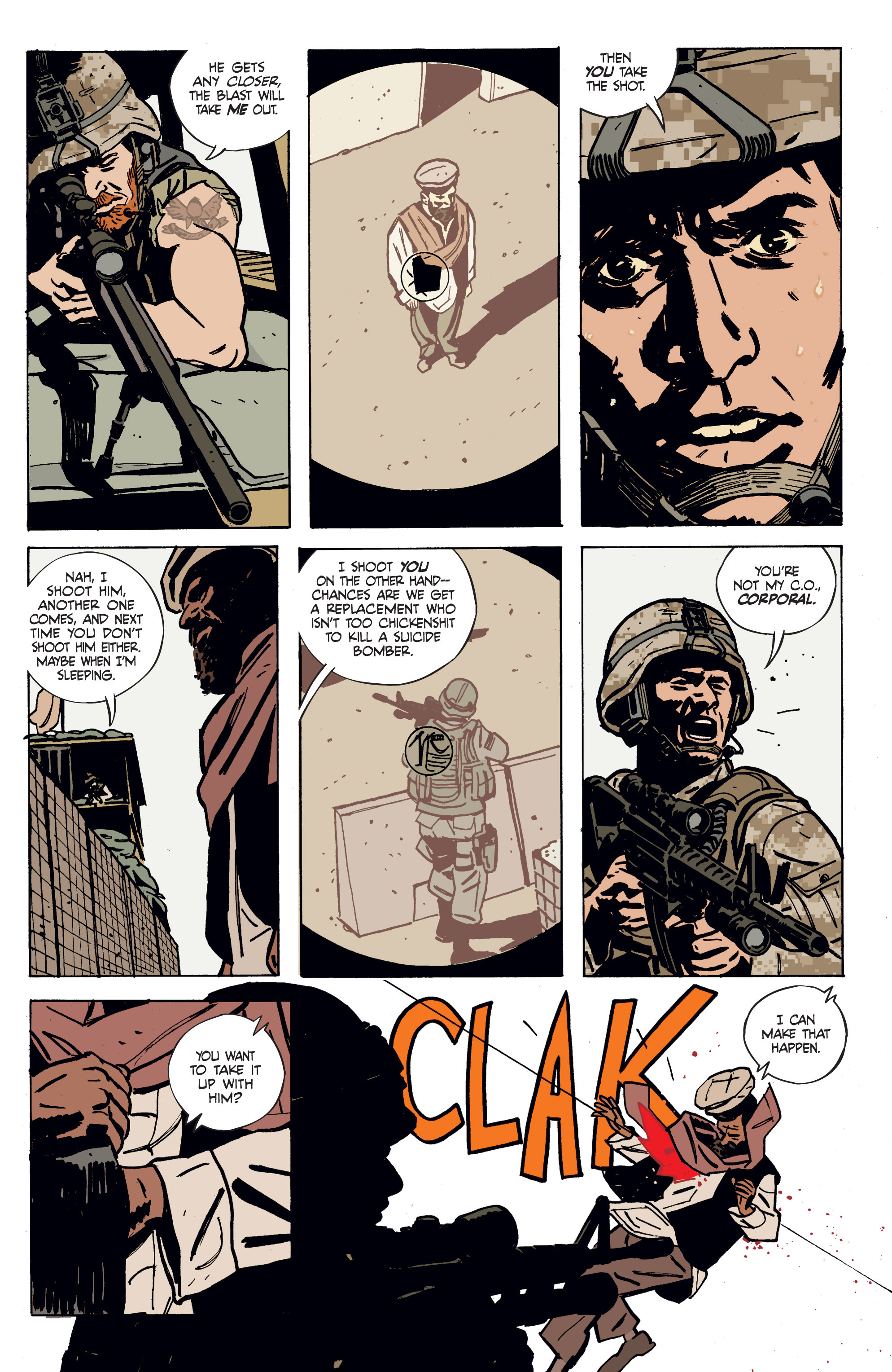 Read online Graveyard of Empires comic -  Issue # TPB - 12