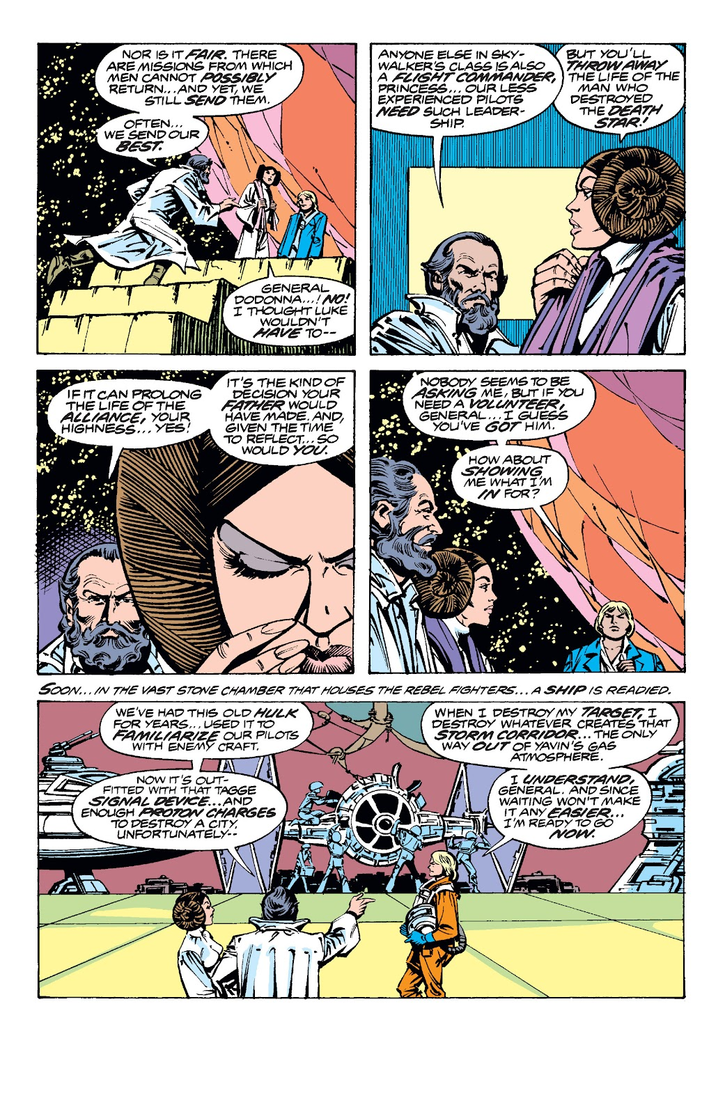 Read online Star Wars Legends: The Original Marvel Years - Epic Collection comic -  Issue # TPB 2 (Part 1) - 51