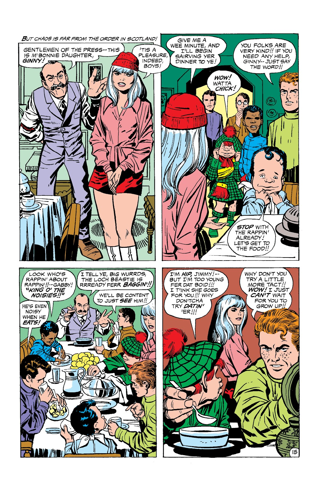 Read online Superman's Pal, Jimmy Olsen by Jack Kirby comic -  Issue # TPB (Part 3) - 54