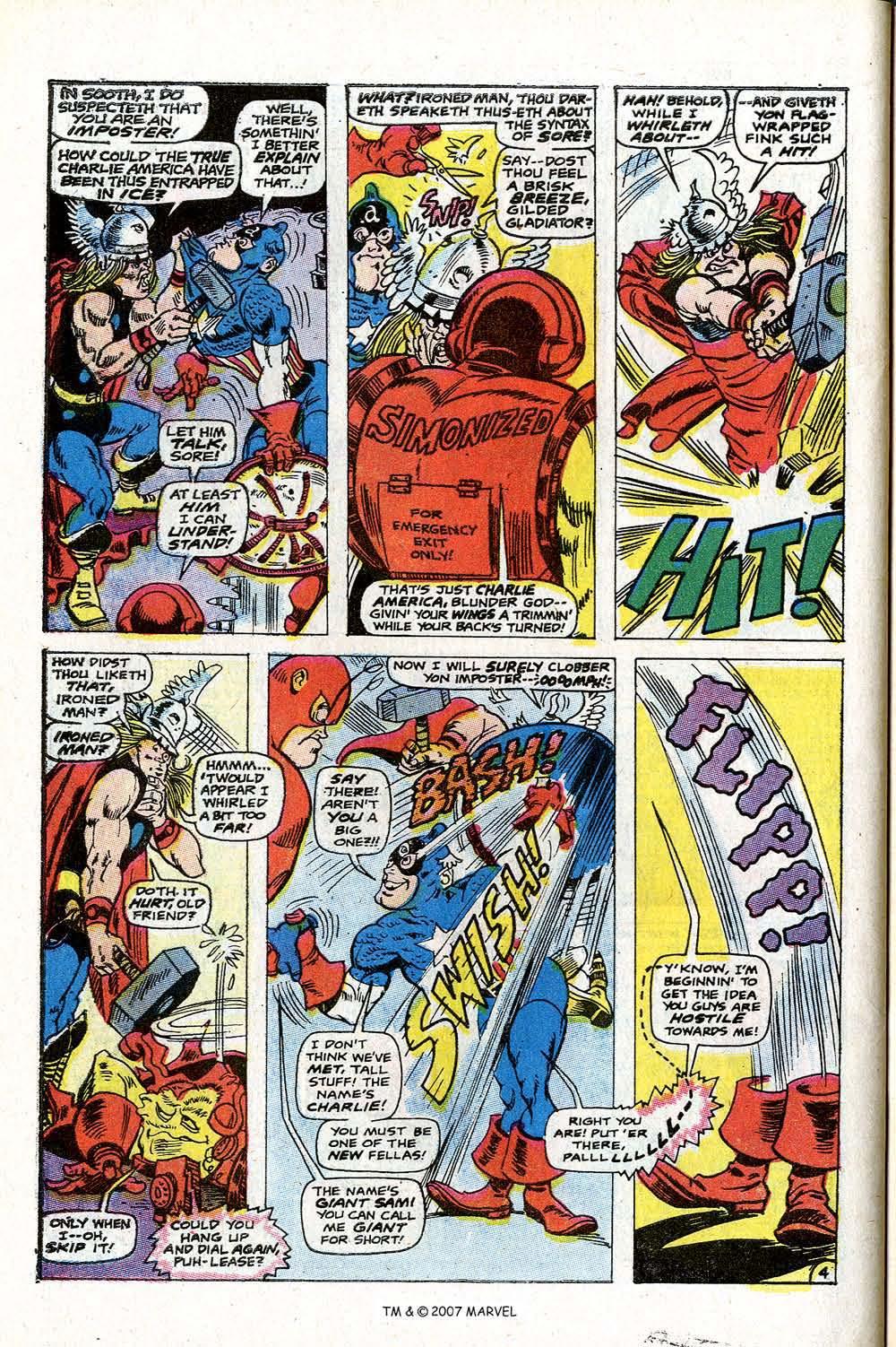 Read online Captain America (1968) comic -  Issue # _Annual 2 - 46