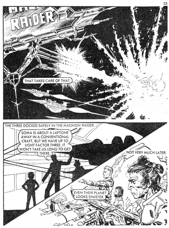 Starblazer issue 16 - Page 35