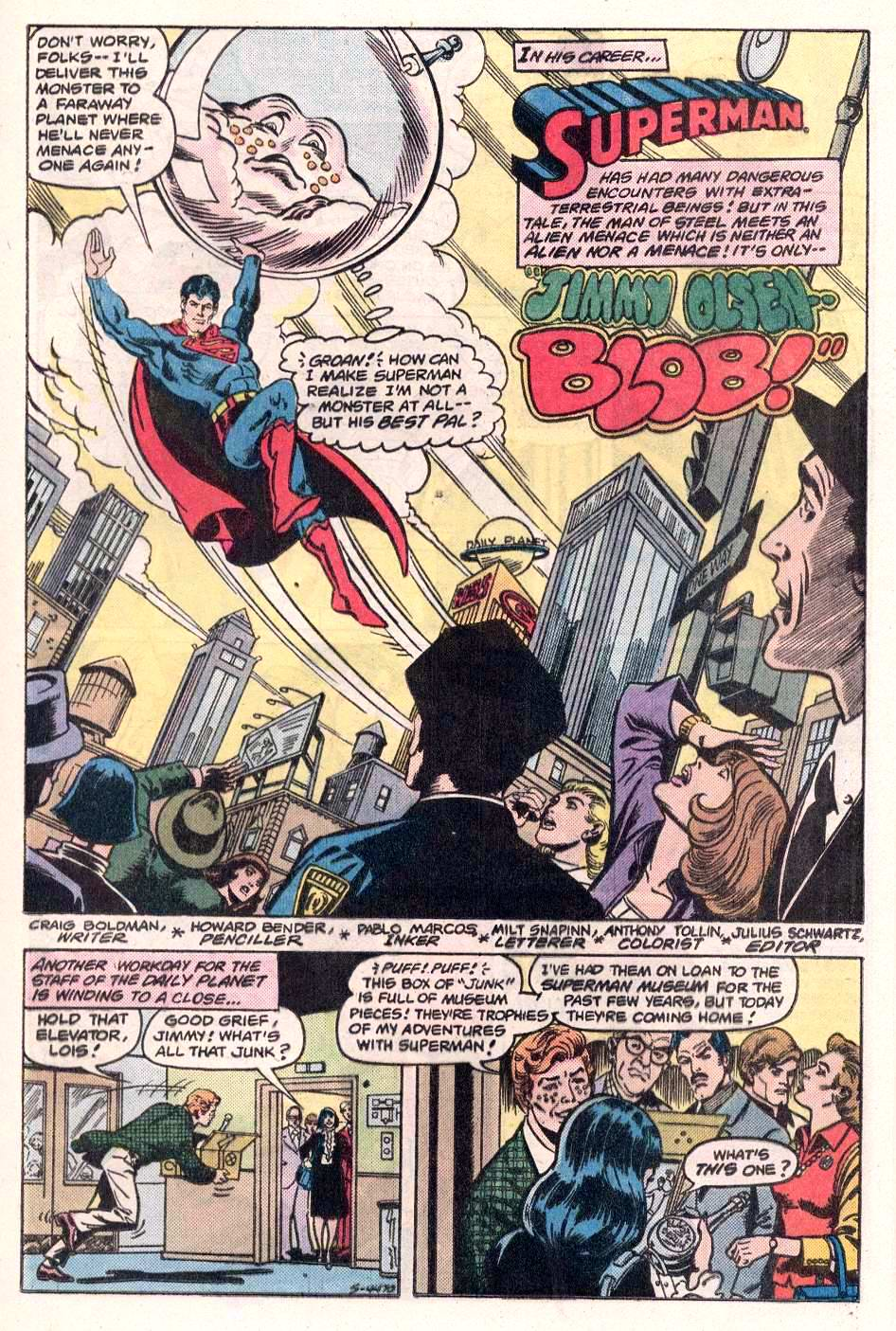 Read online Action Comics (1938) comic -  Issue #563 - 19