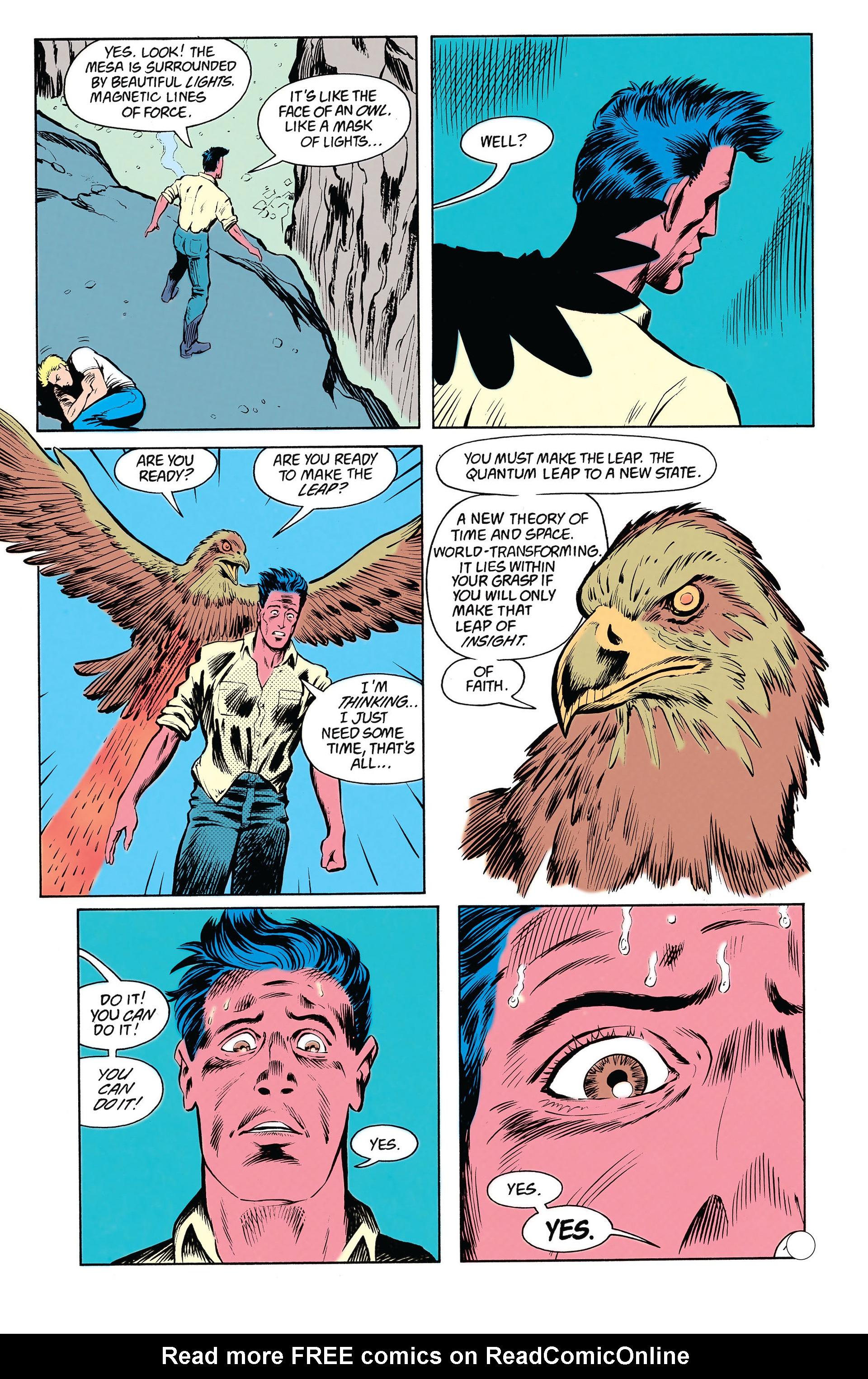 Read online Animal Man (1988) comic -  Issue #19 - 19