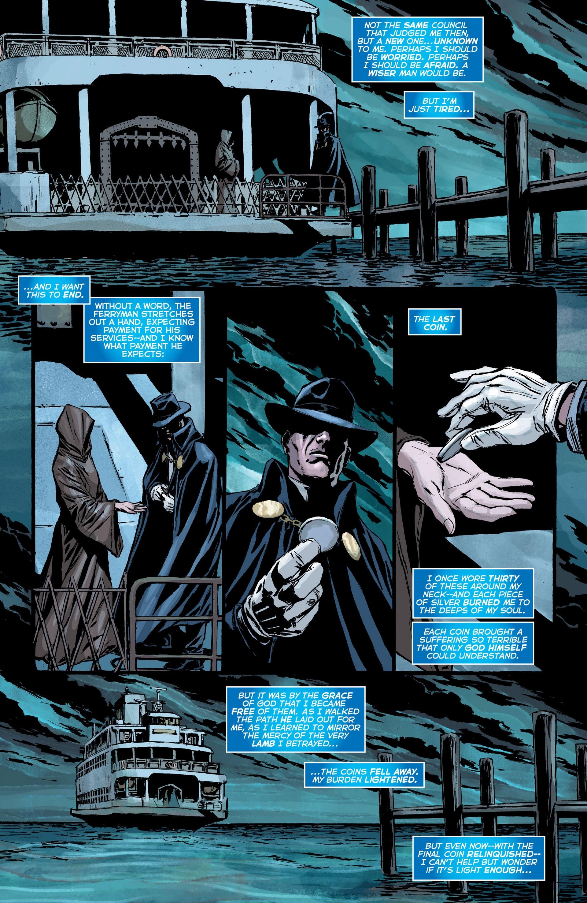 Read online Trinity of Sin: The Phantom Stranger: Futures End comic -  Issue # Full - 3