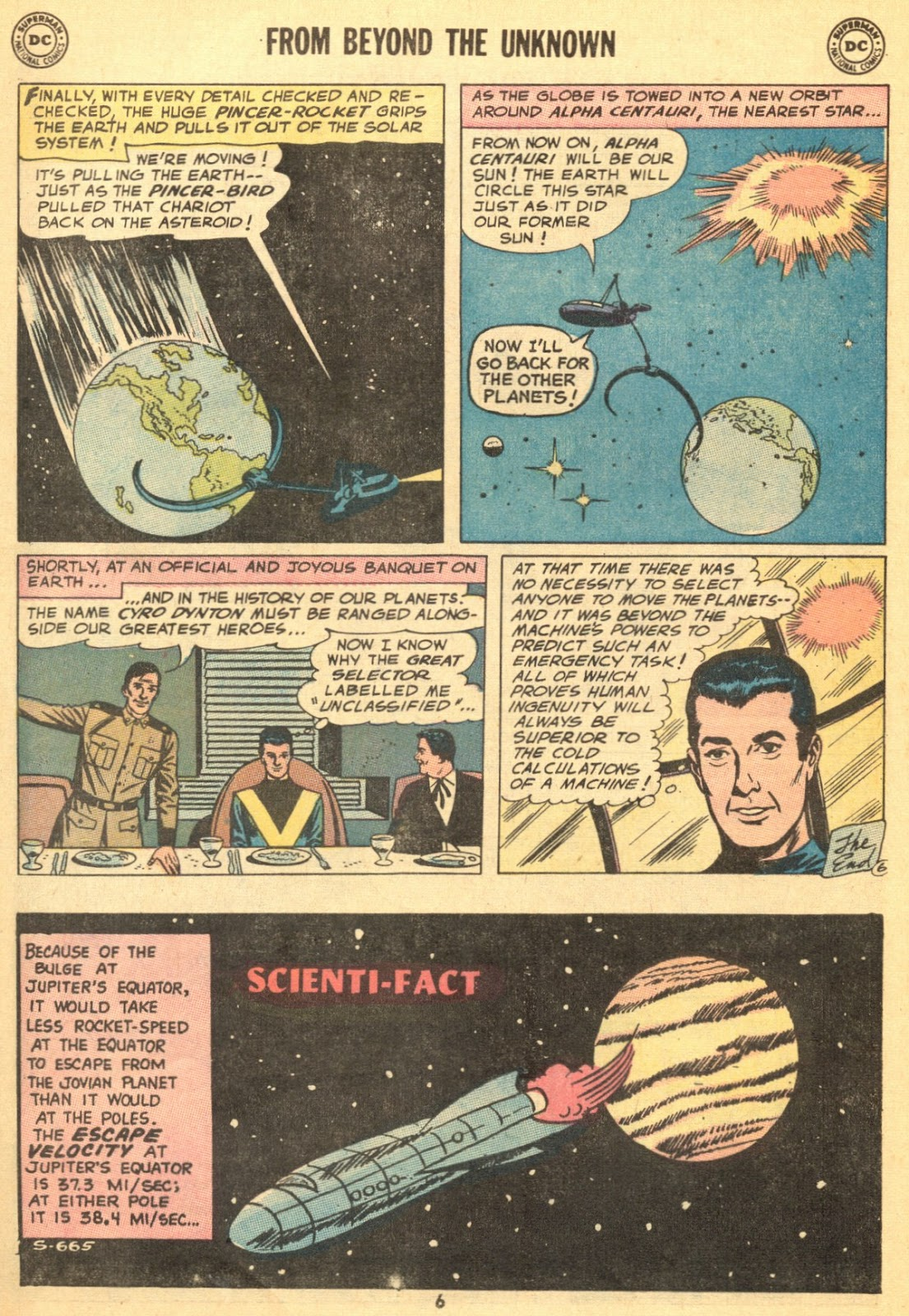 From Beyond the Unknown (1969) issue 9 - Page 8