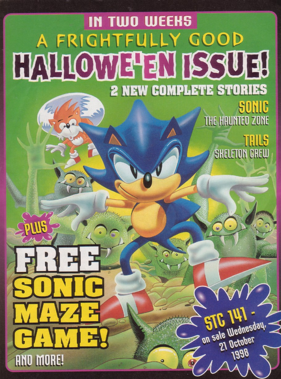 Read online Sonic the Comic comic -  Issue #140 - 22