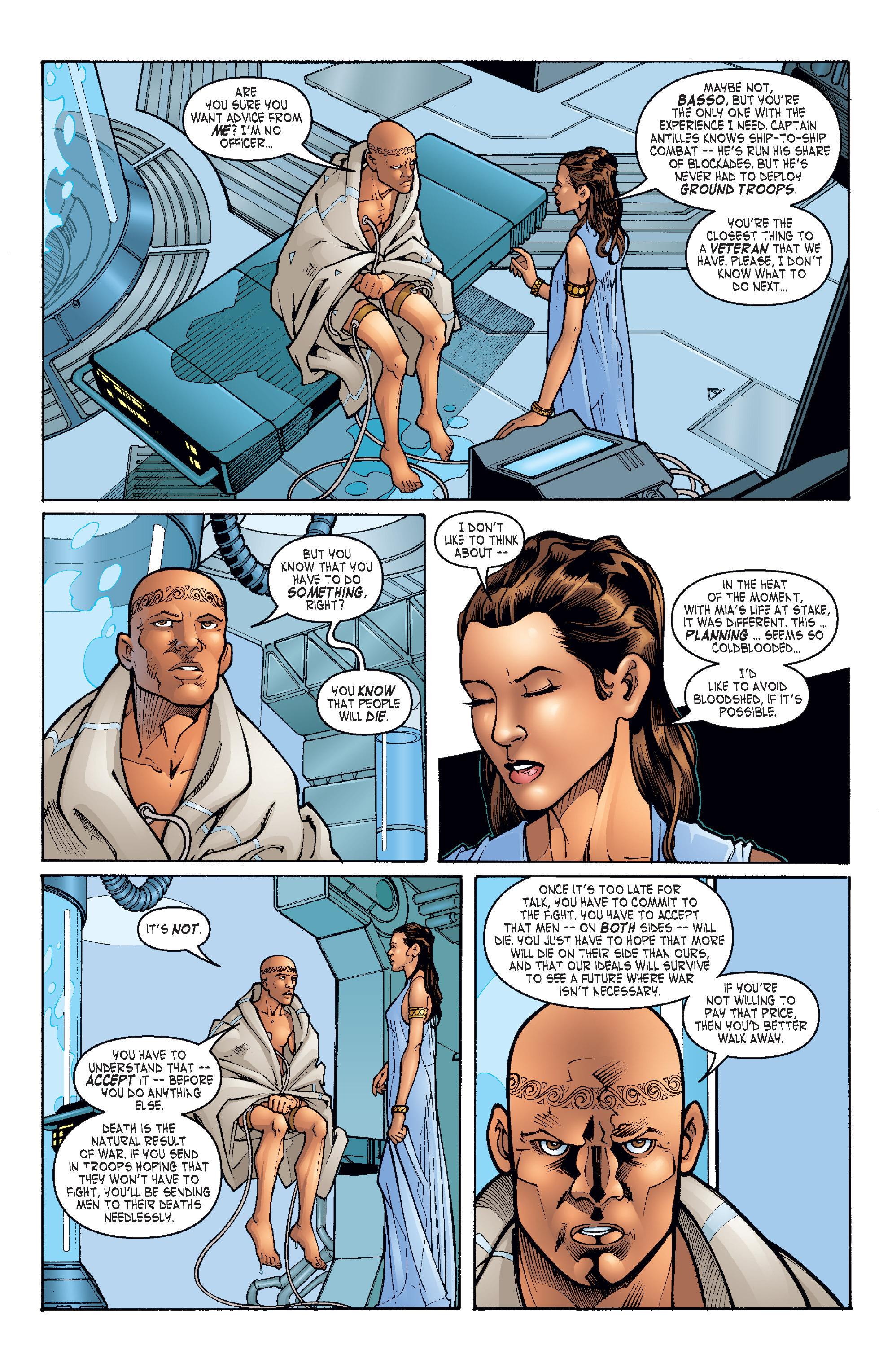 Read online Star Wars Omnibus comic -  Issue # Vol. 17 - 132