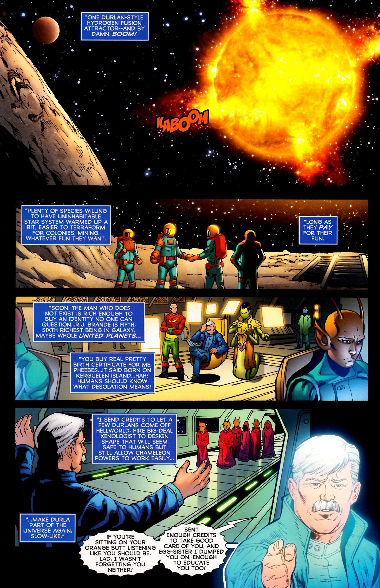 Read online Adventure Comics (1938) comic -  Issue #516 - 11