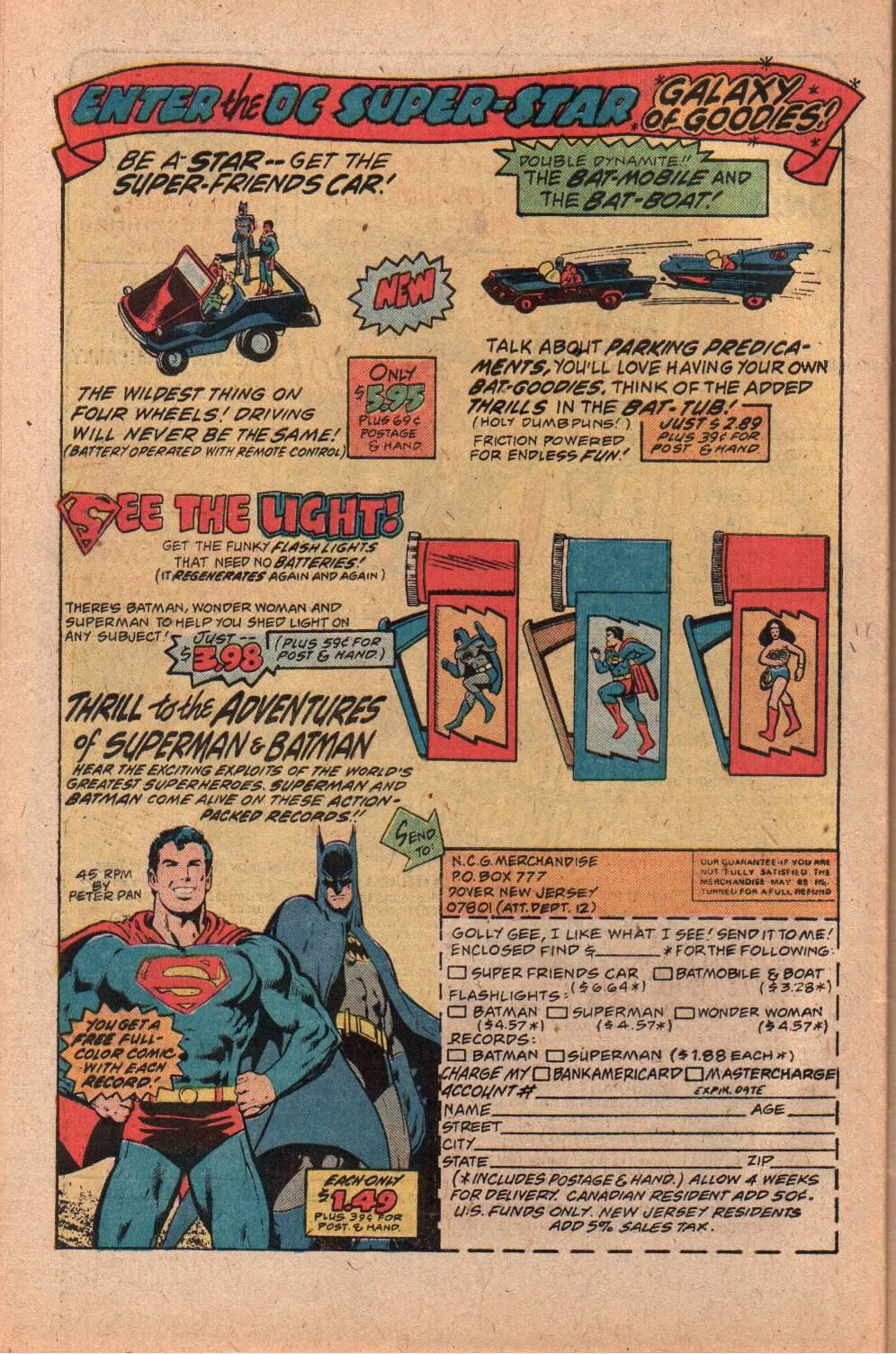 Read online Shazam! (1973) comic -  Issue #28 - 30