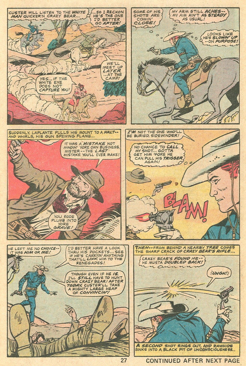 The Rawhide Kid (1955) issue 131 - Page 29