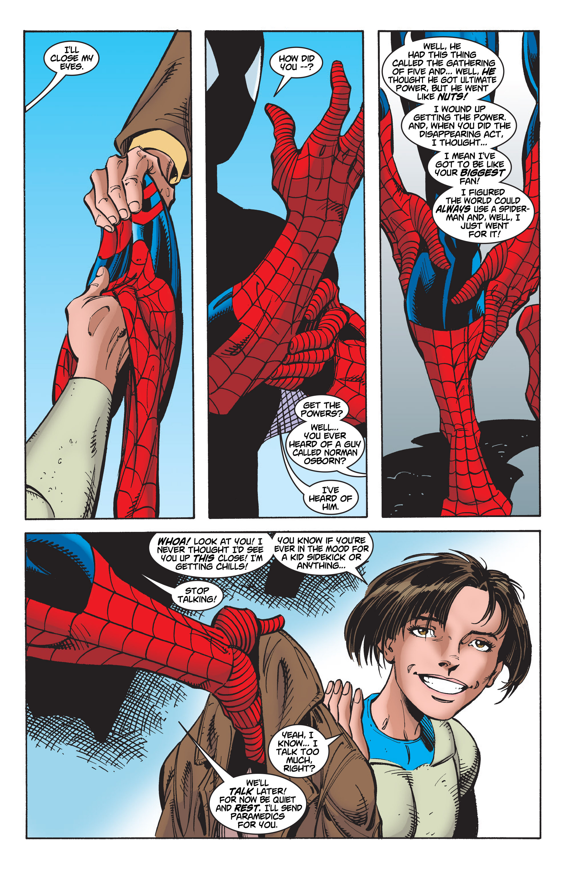 The Amazing Spider-Man (1999) 2 Page 20