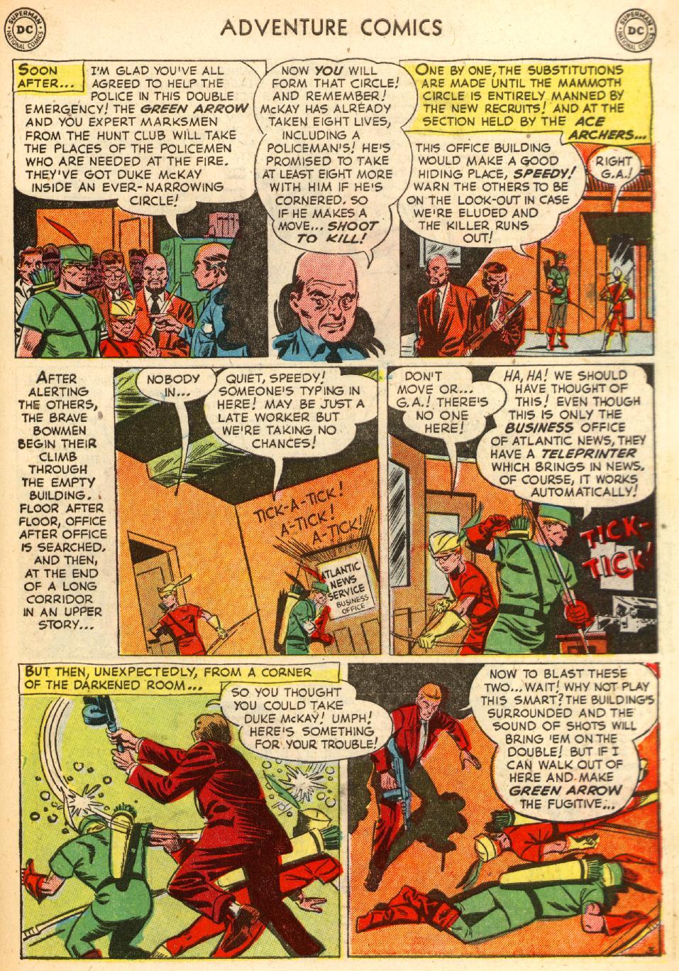 Read online Adventure Comics (1938) comic -  Issue #170 - 37