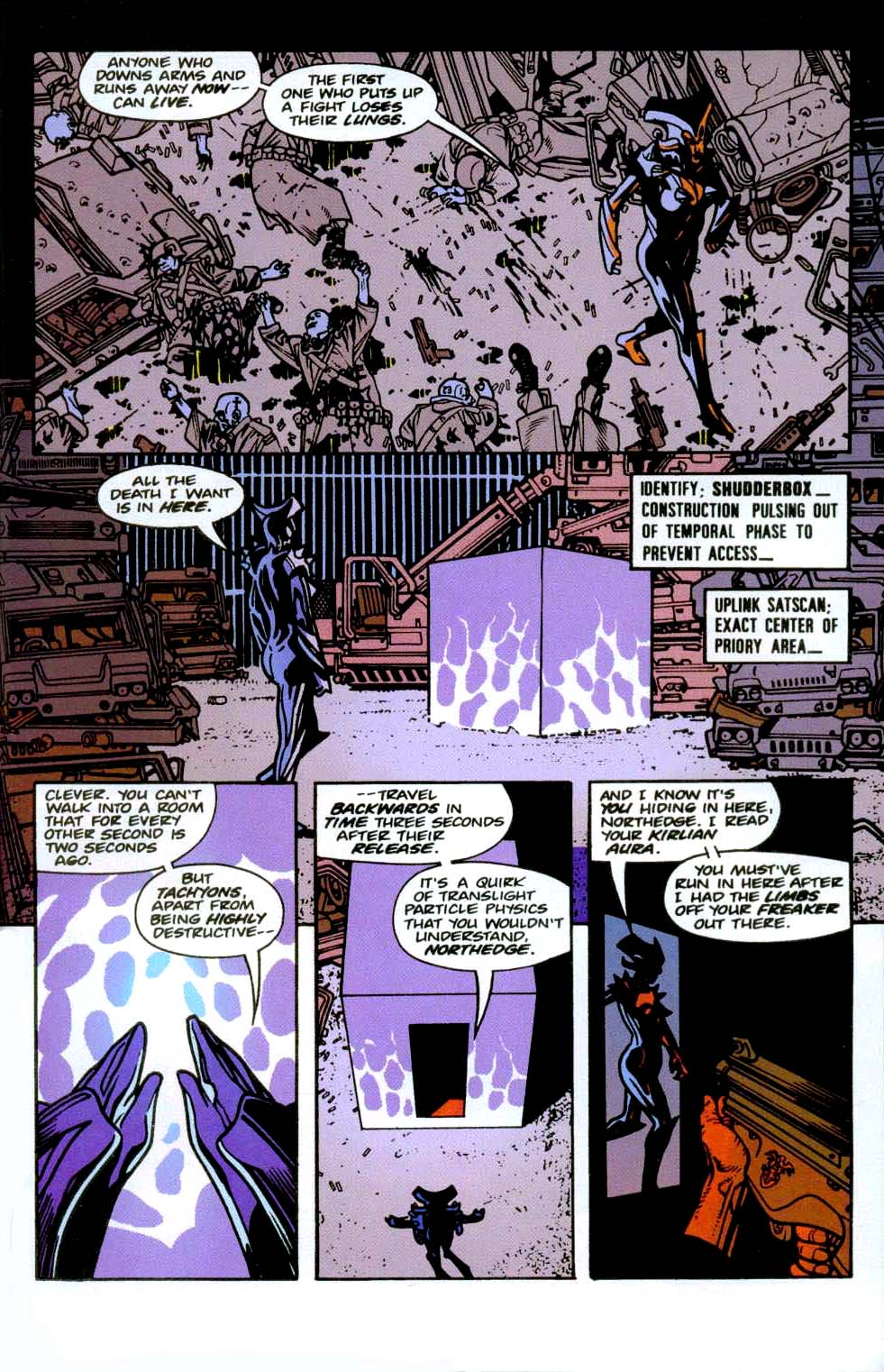 Read online 2099 Unlimited comic -  Issue #9 - 49