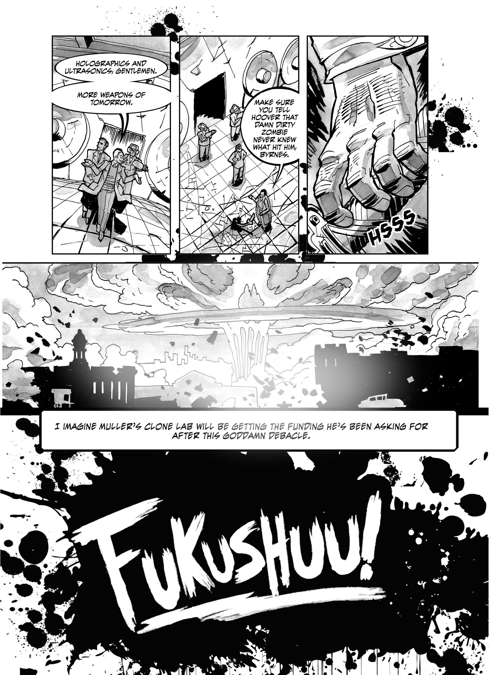 Read online FUBAR comic -  Issue #2 - 169