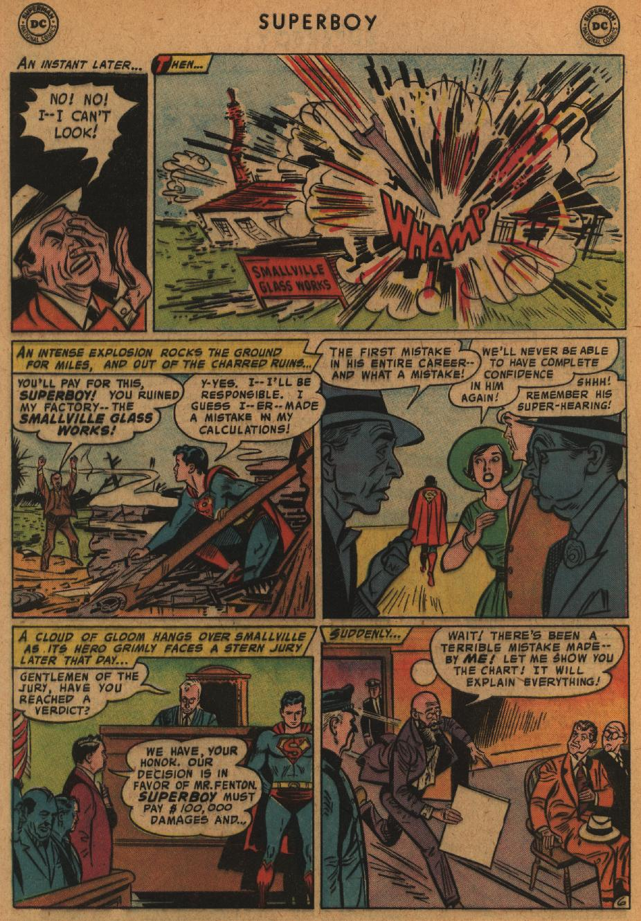 Superboy (1949) issue 63 - Page 7