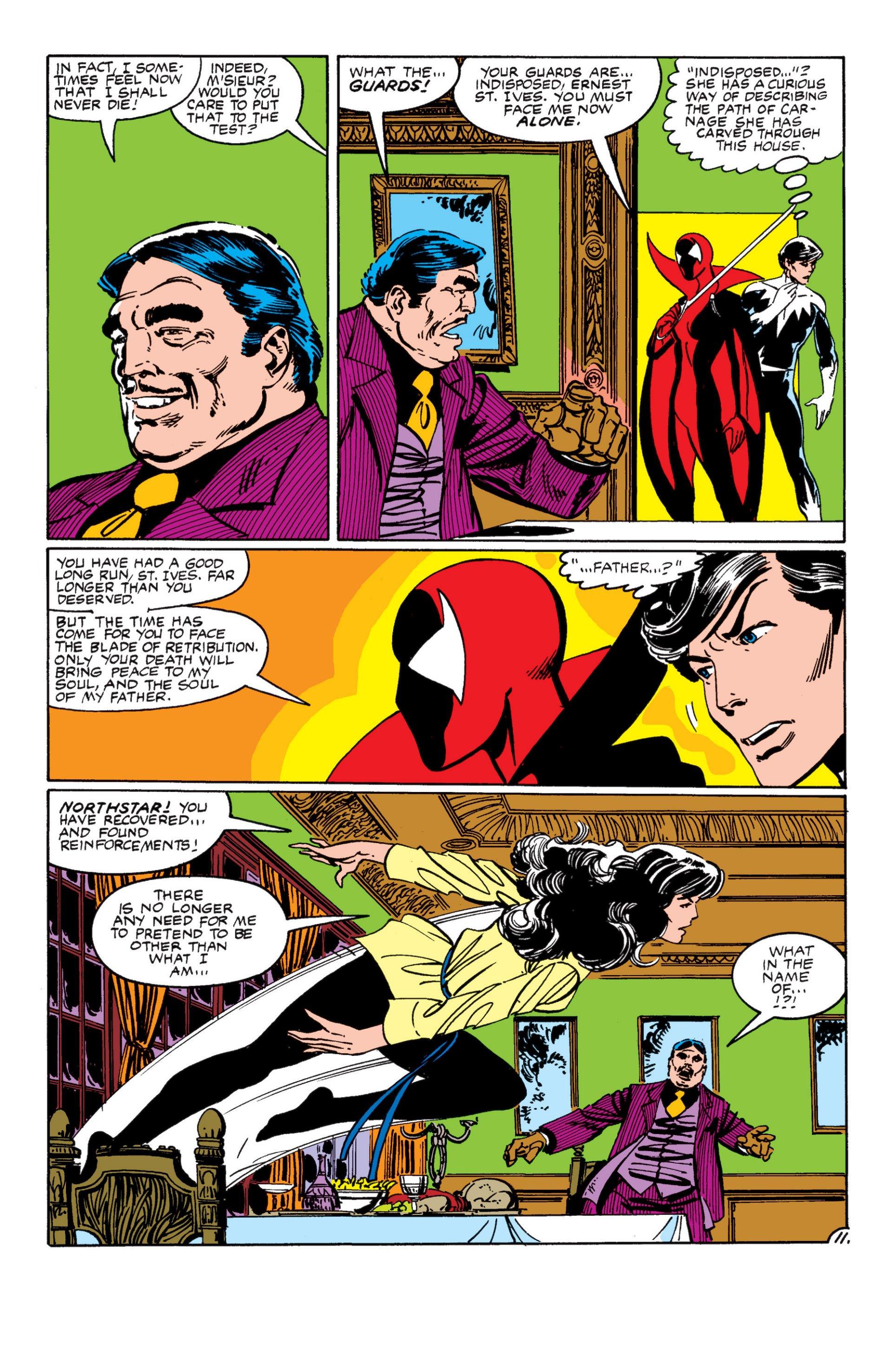 Read online Alpha Flight (1983) comic -  Issue #8 - 12