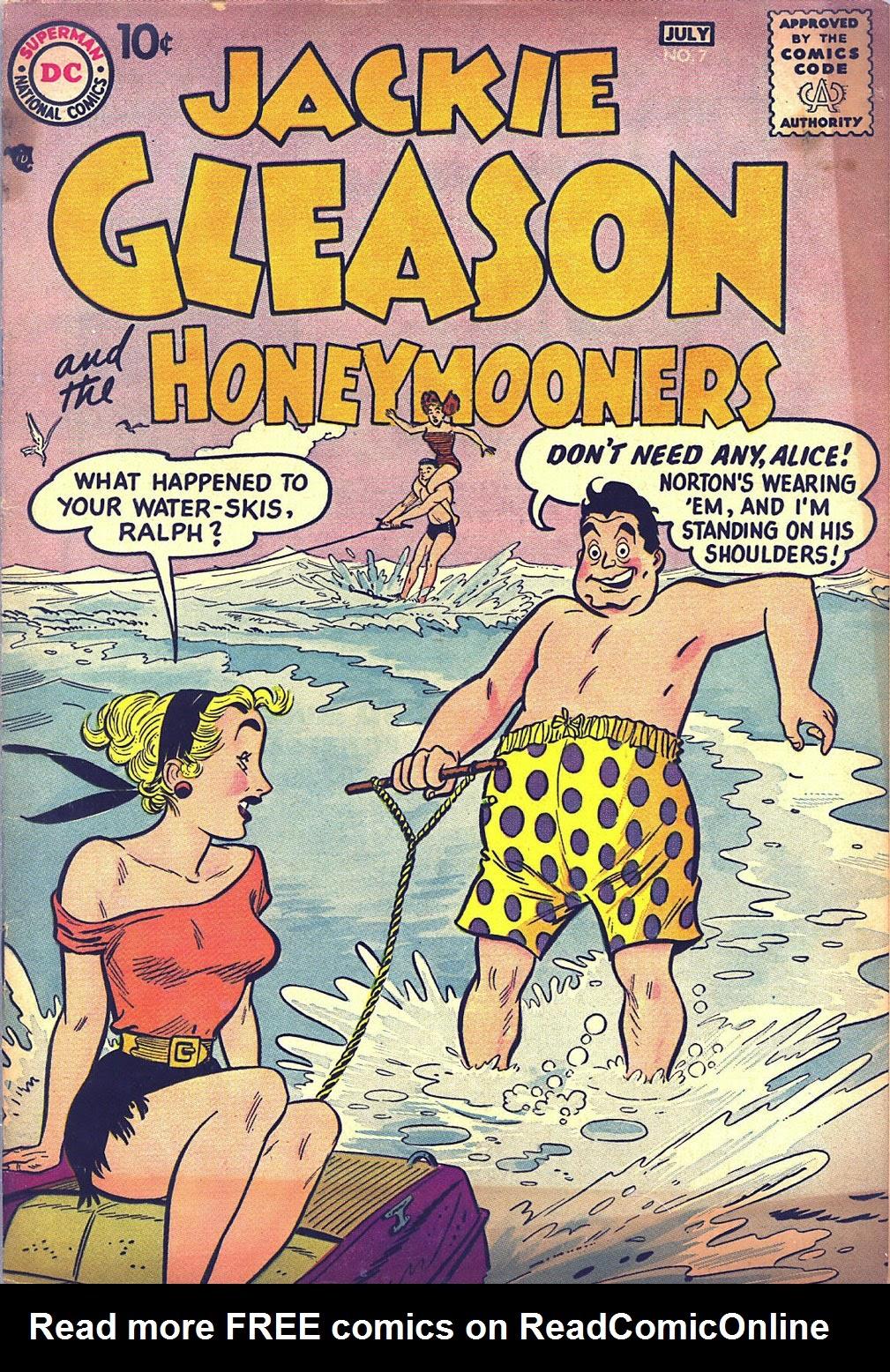 Jackie Gleason and the Honeymooners 7 Page 1