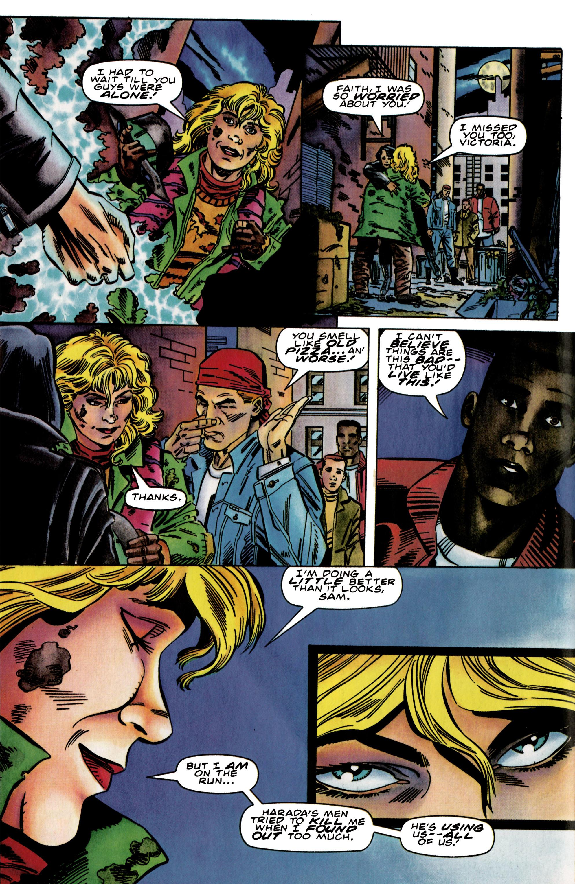 Read online Harbinger (1992) comic -  Issue #39 - 3