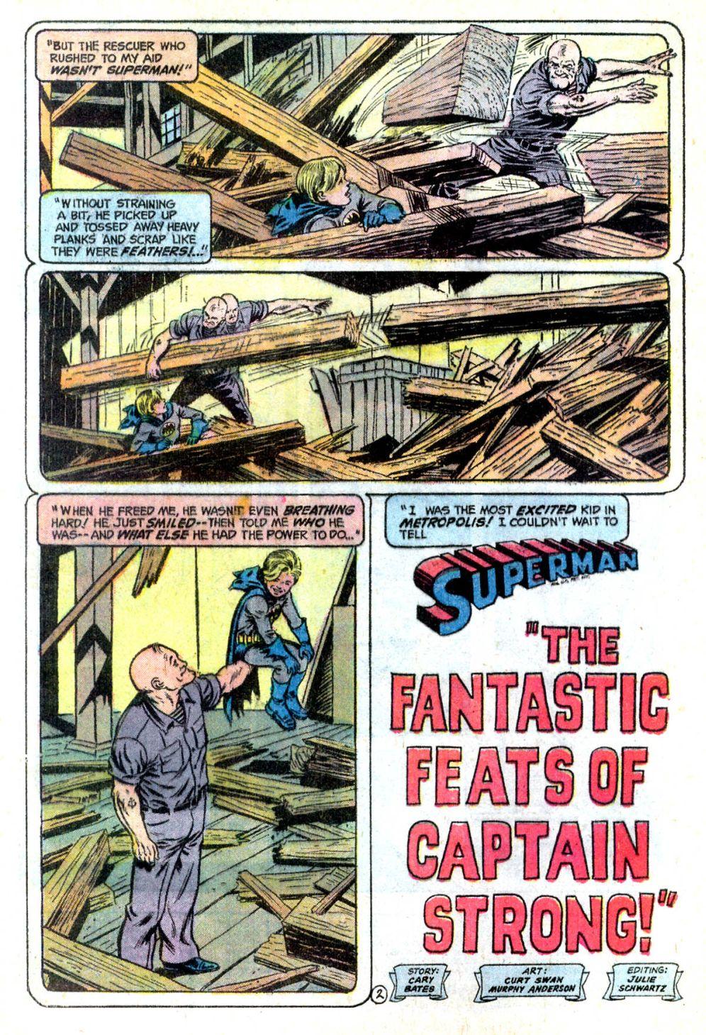 Action Comics (1938) 421 Page 3