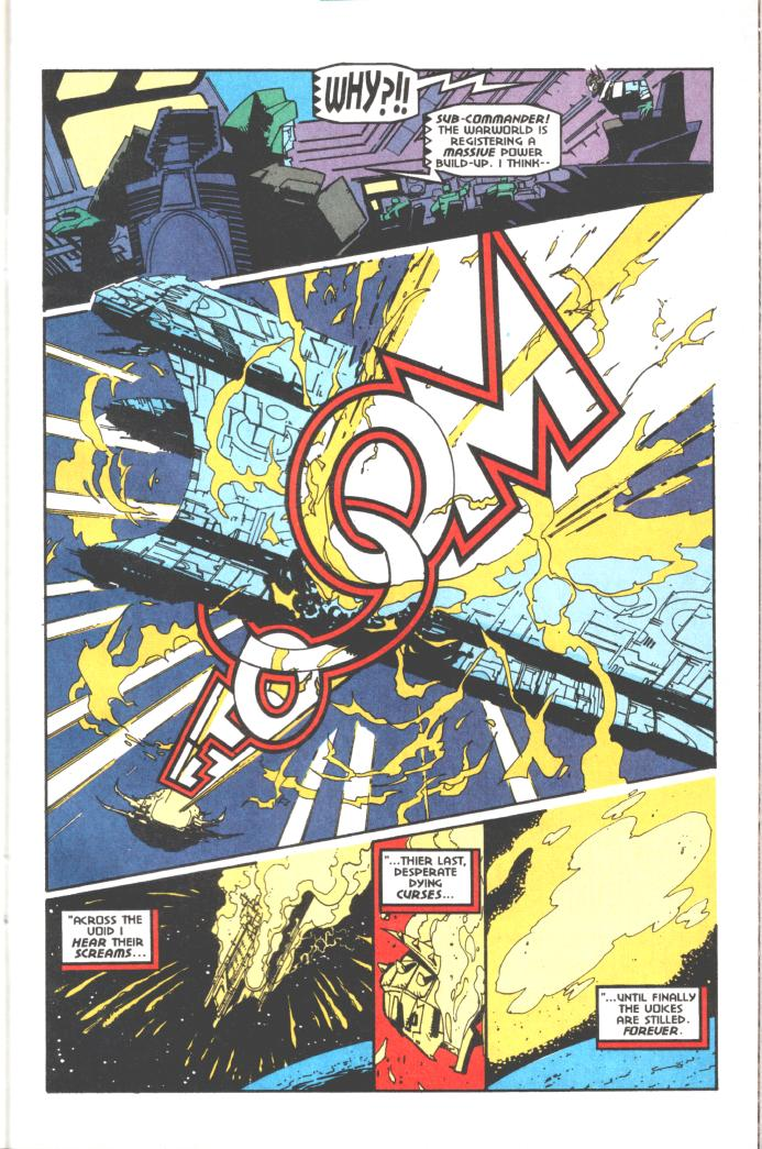 Read online Transformers: Generation 2 comic -  Issue #10 - 18