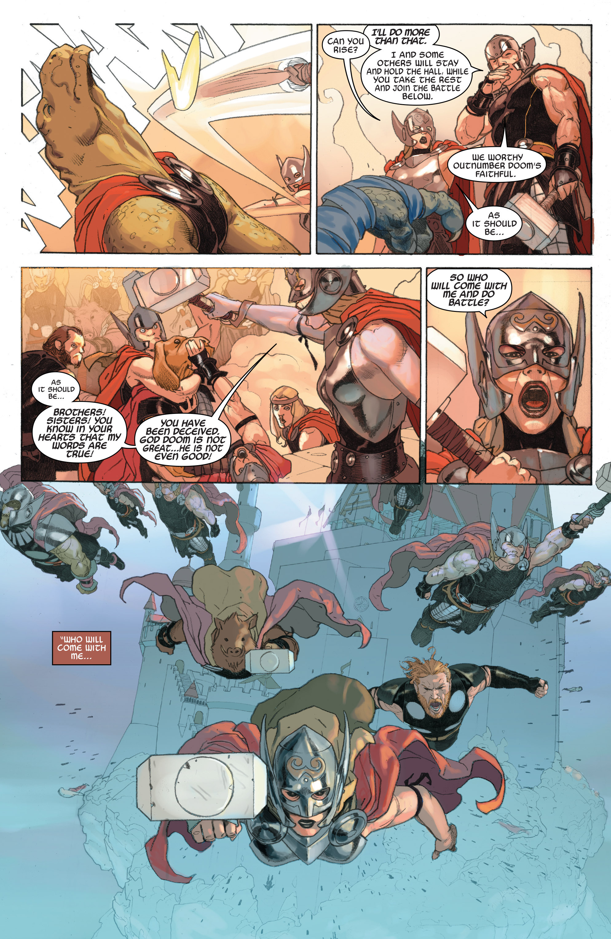 Read online Secret Wars comic -  Issue #7 - 13