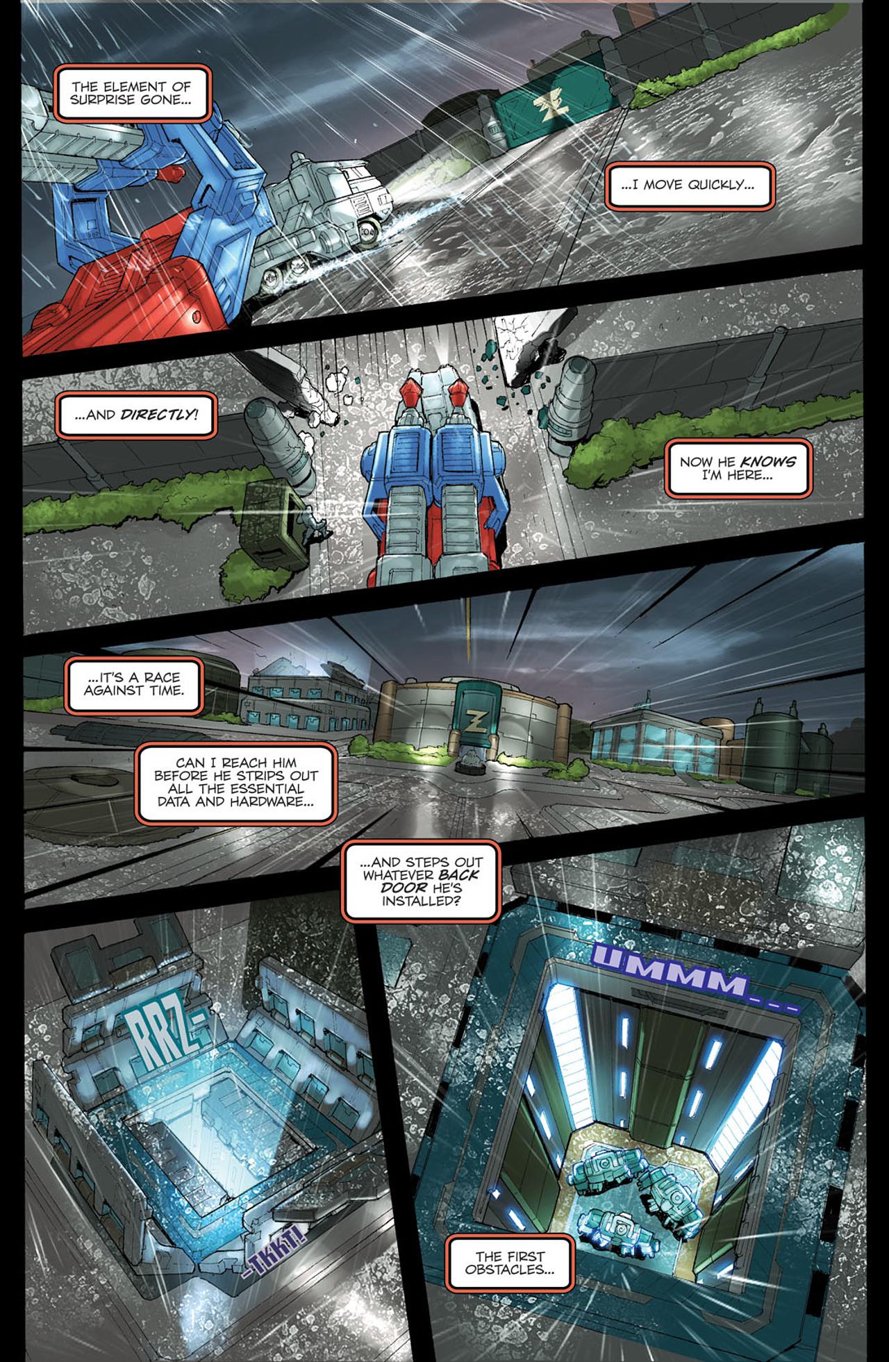 Read online Transformers Spotlight: Ultra Magnus comic -  Issue # Full - 17