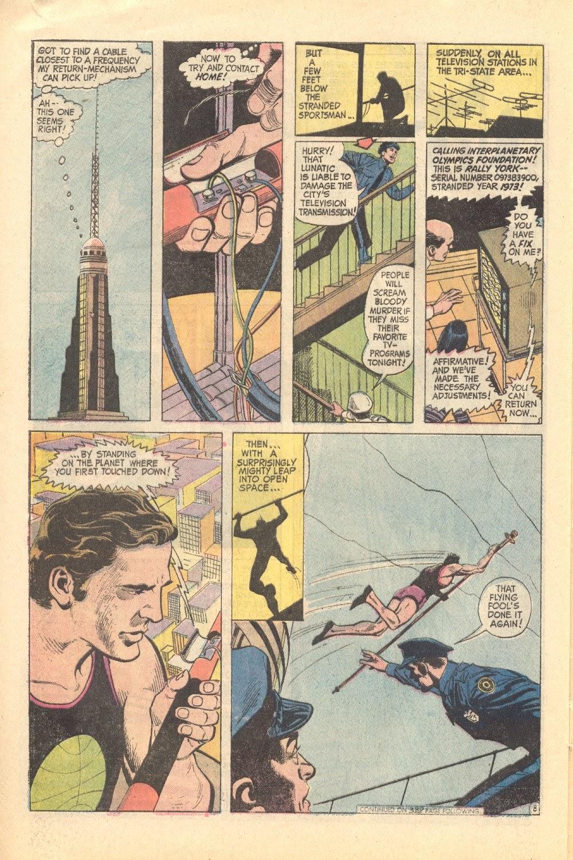 Read online Strange Sports Stories (1973) comic -  Issue #3 - 19