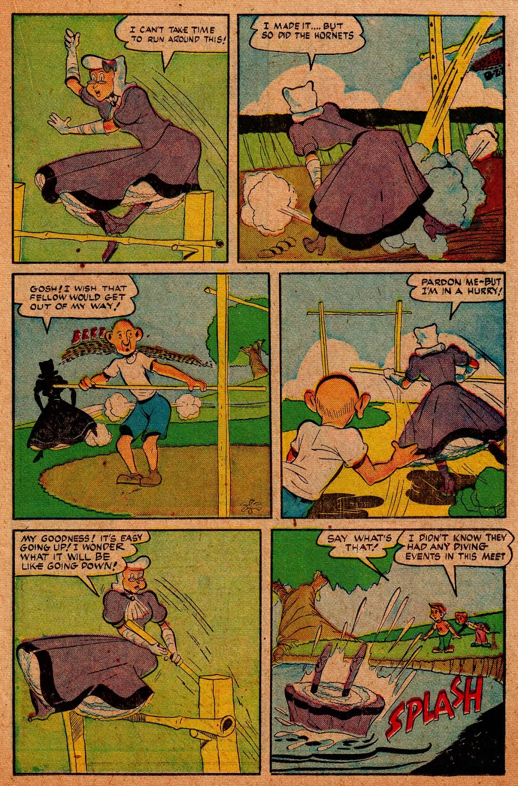 Jingle Jangle Comics issue 21 - Page 33