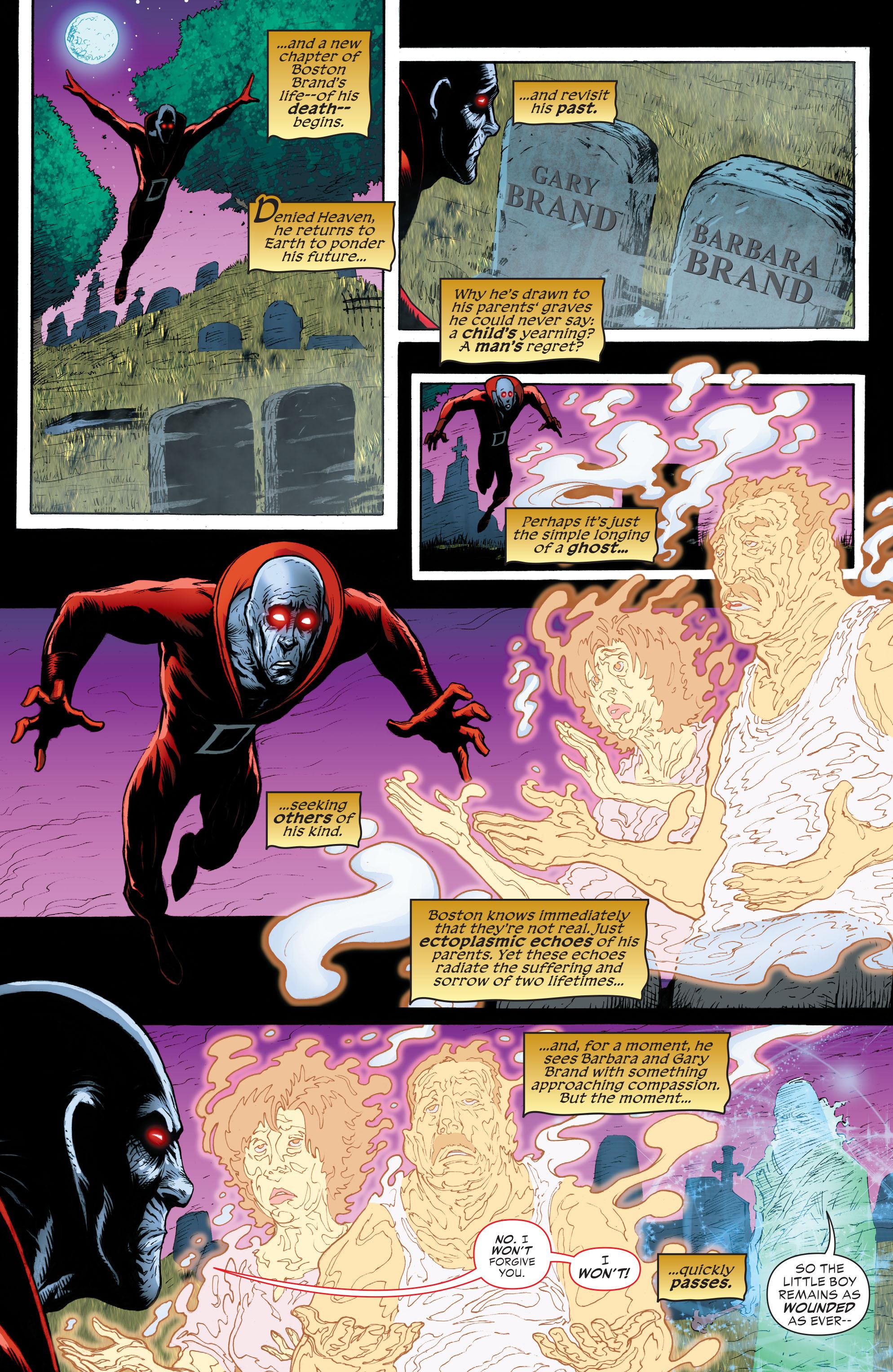 Read online Secret Origins (2014) comic -  Issue #6 - 19