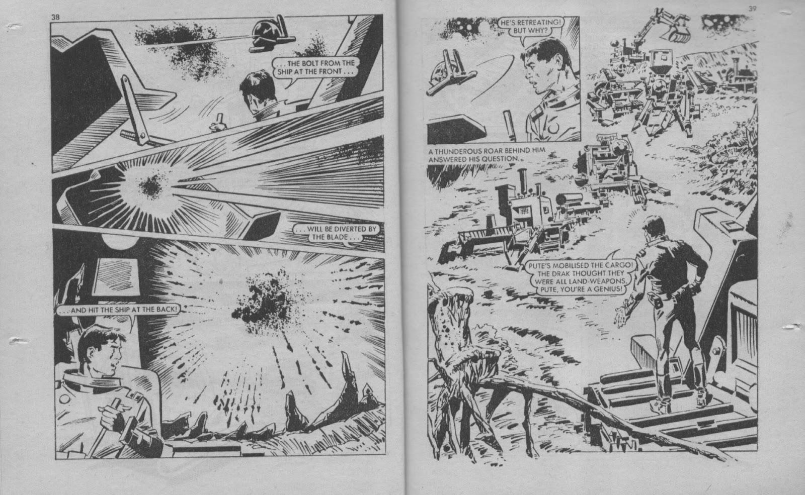 Starblazer issue 11 - Page 20