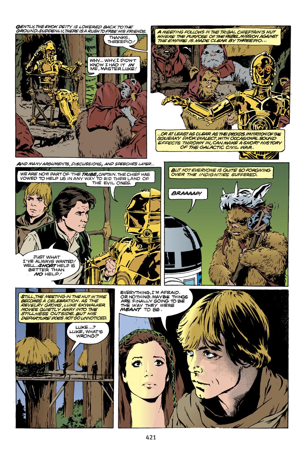 Read online Star Wars Omnibus comic -  Issue # Vol. 18.5 - 138