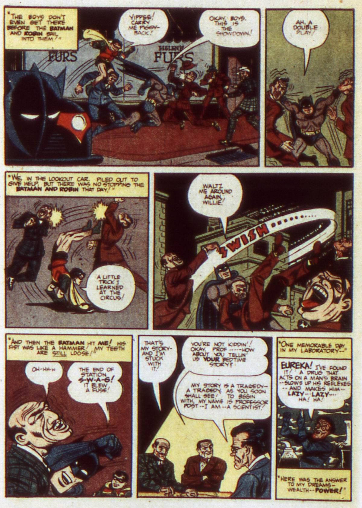 Detective Comics (1937) 61 Page 7