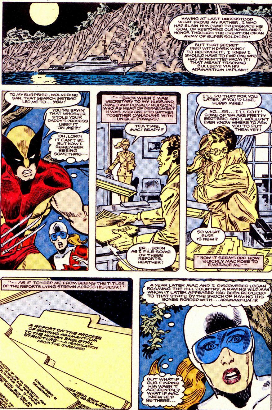 Read online Alpha Flight (1983) comic -  Issue #34 - 11
