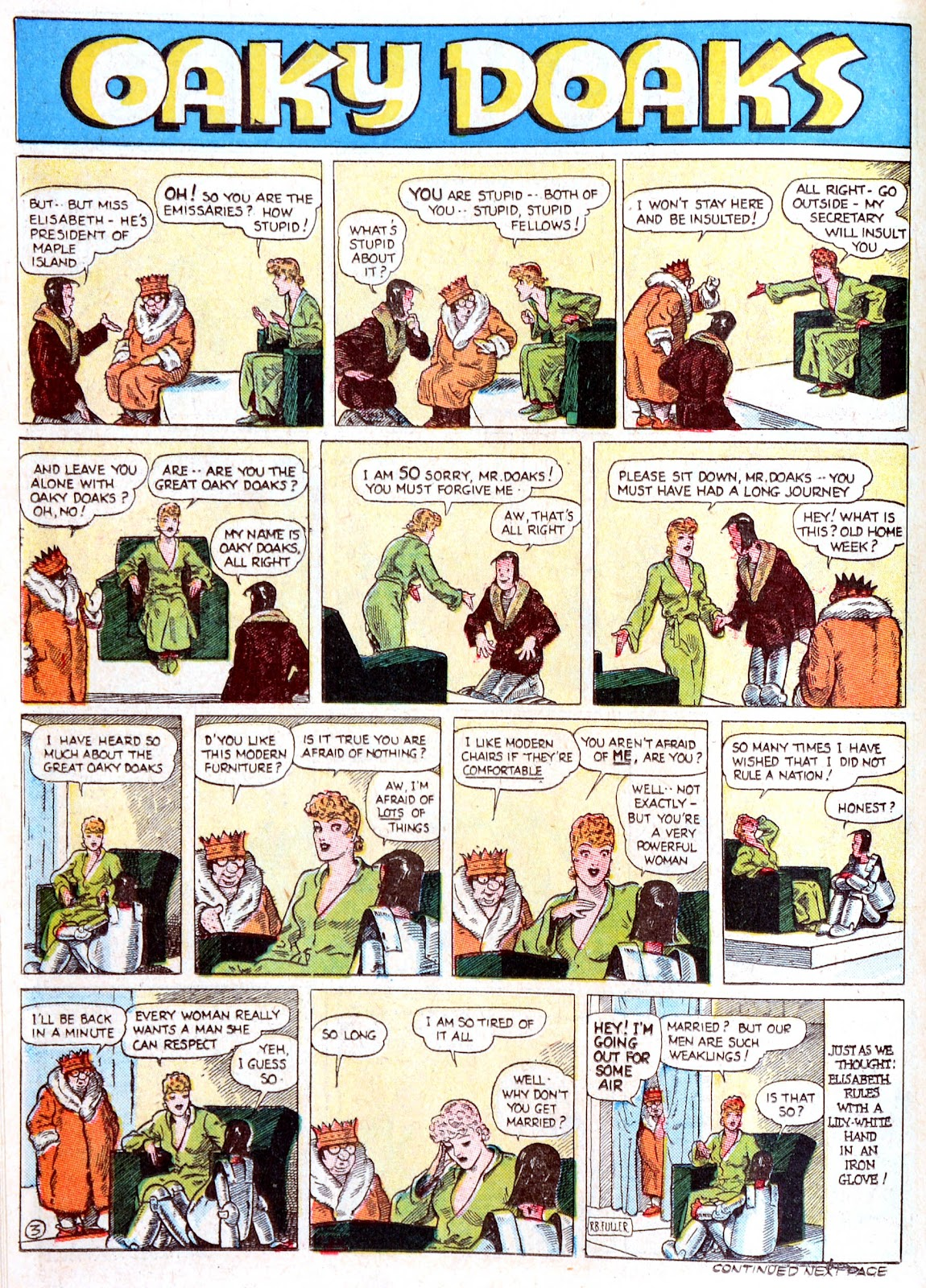 Read online Famous Funnies comic -  Issue #60 - 39