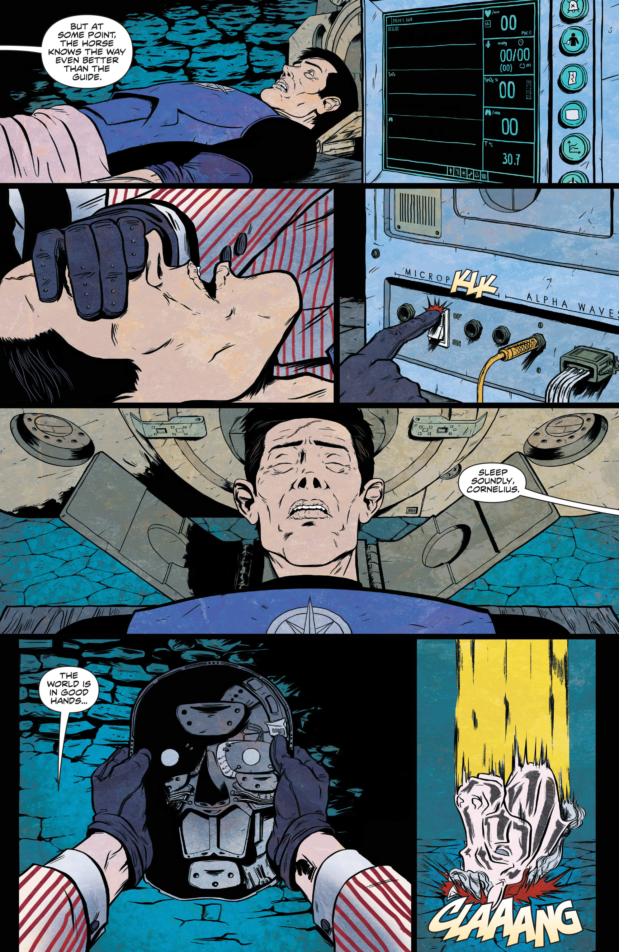 Read online Translucid comic -  Issue #6 - 21
