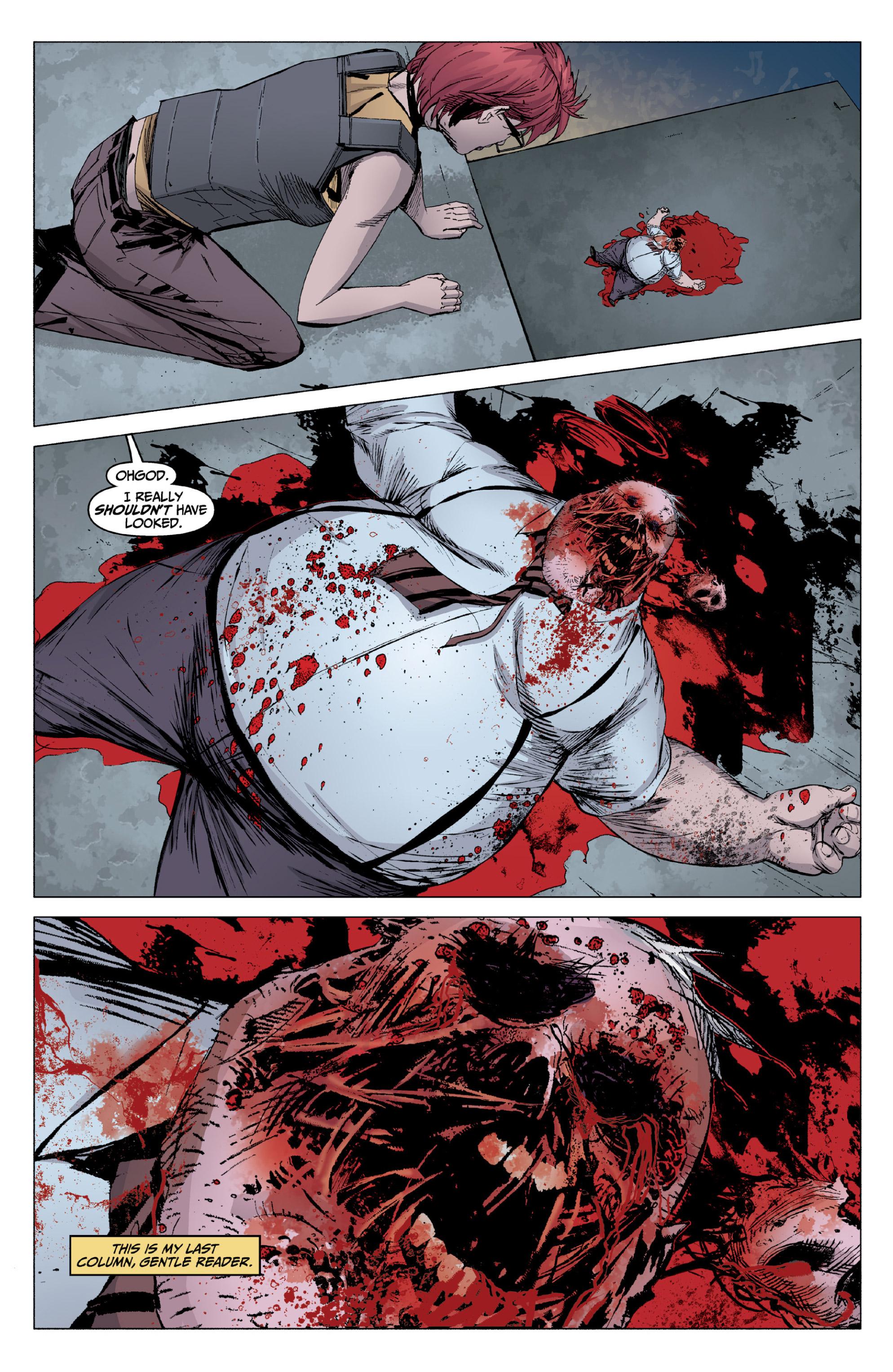 Read online X: Big Bad comic -  Issue # Full - 121