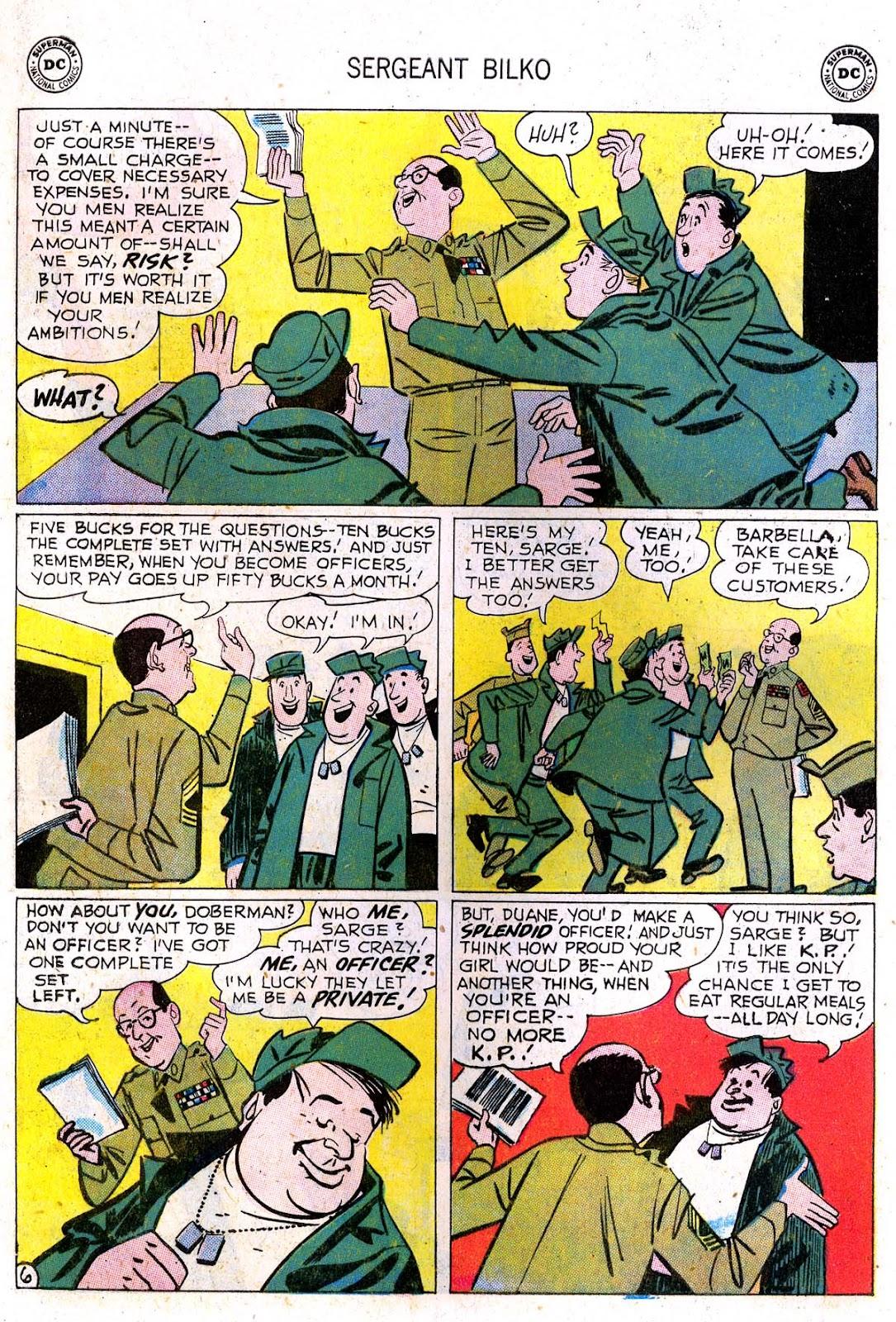 Sergeant Bilko issue 7 - Page 8