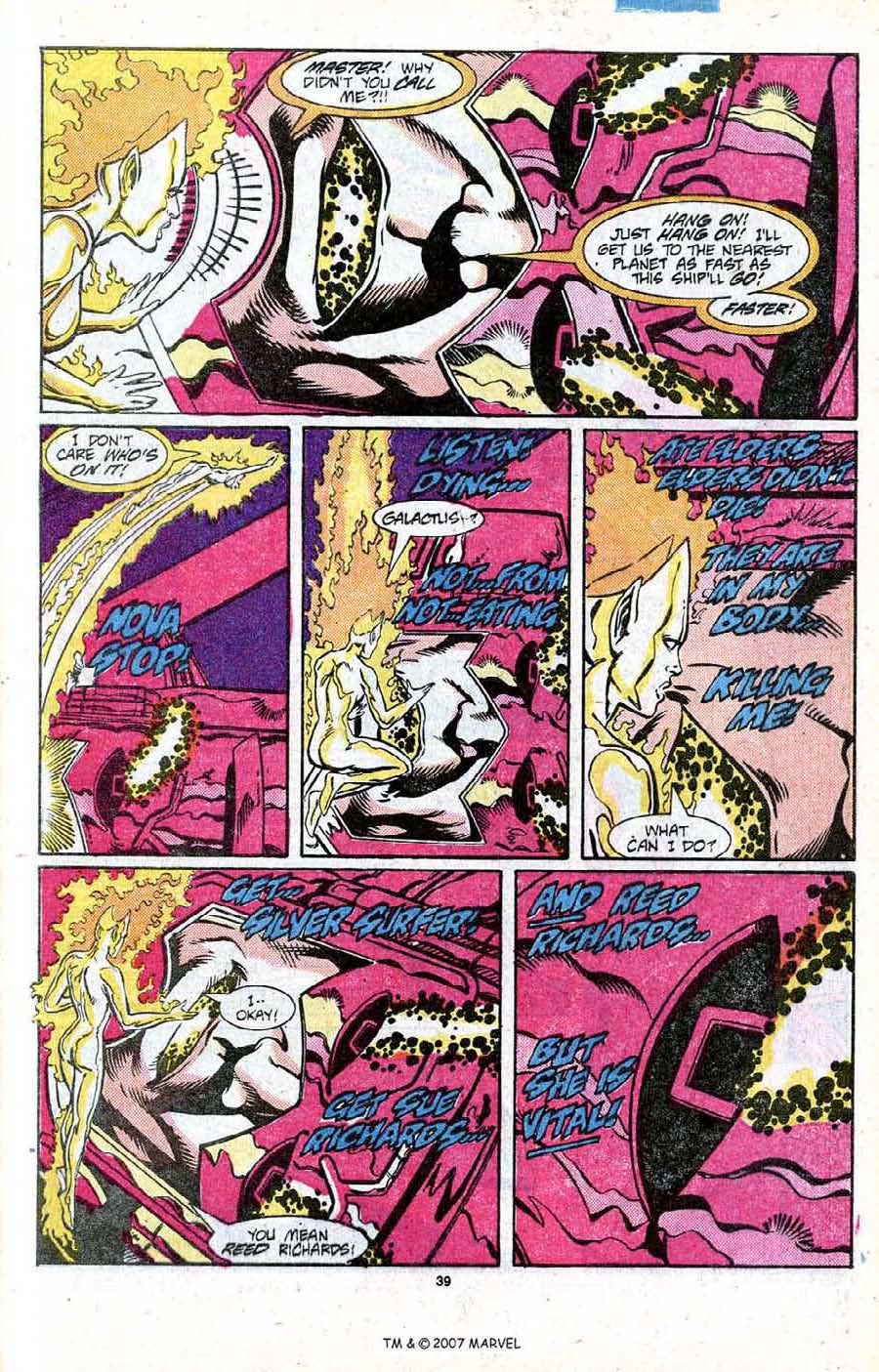 Read online Silver Surfer (1987) comic -  Issue # _Annual 1 - 41