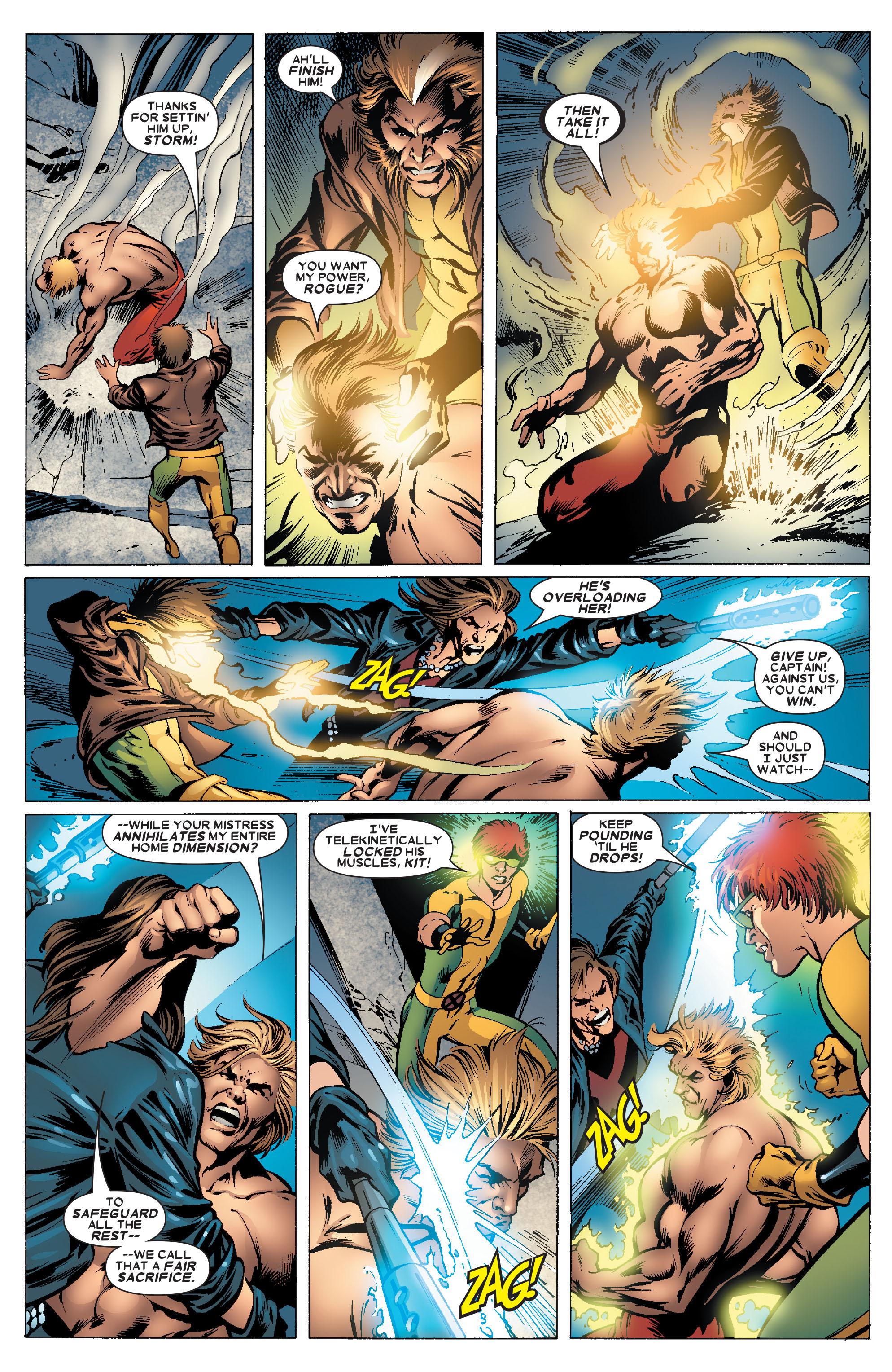 Read online Uncanny X-Men (1963) comic -  Issue #462 - 14