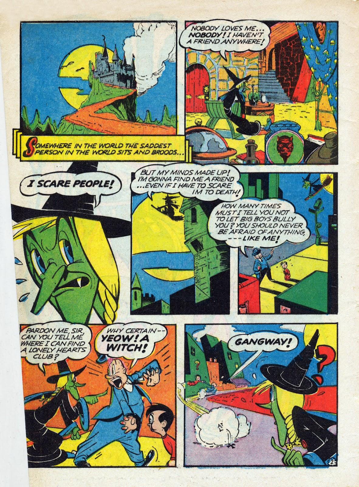 Read online Comedy Comics (1942) comic -  Issue #13 - 5