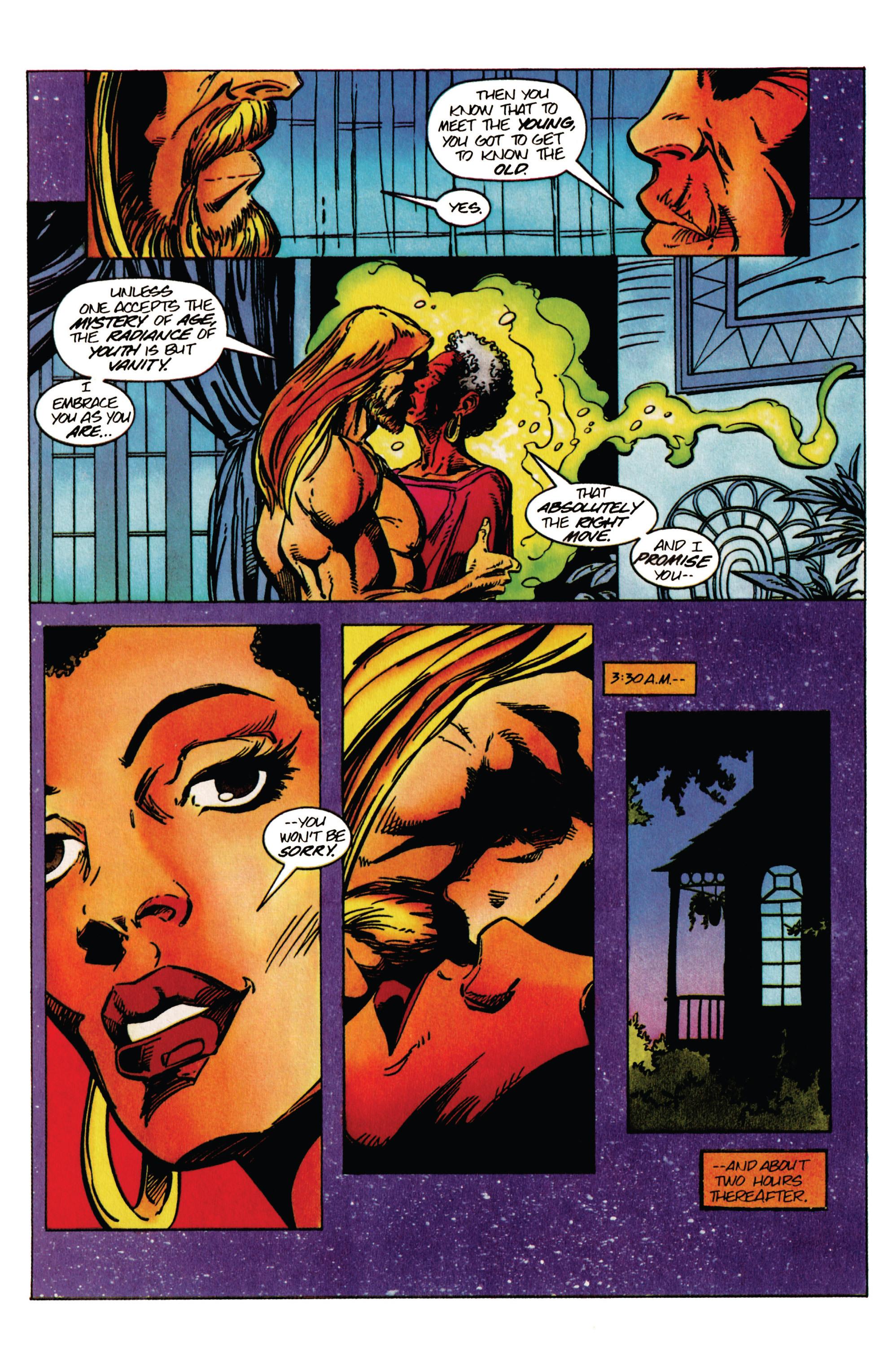 Read online Shadowman (1992) comic -  Issue #37 - 16