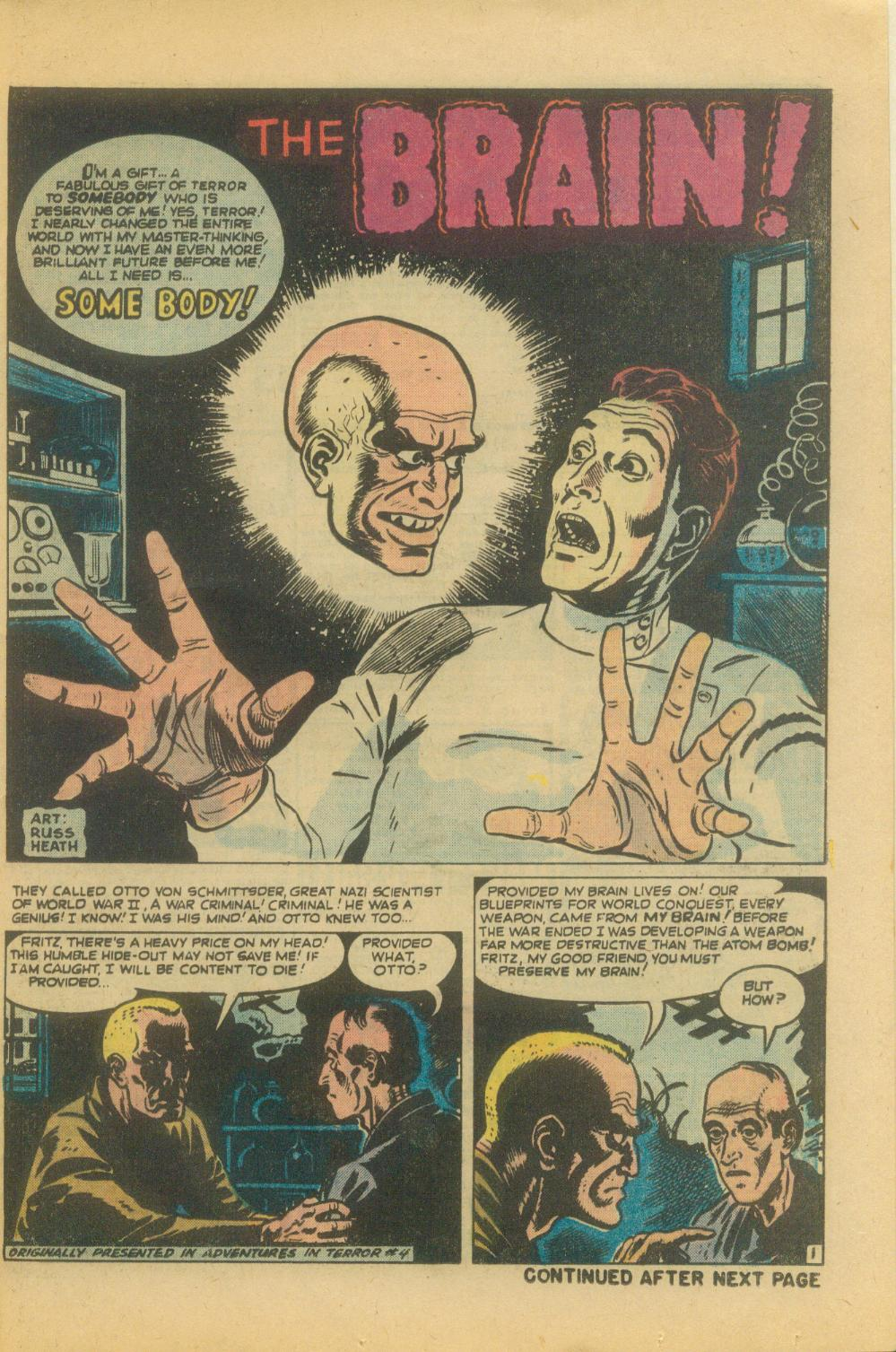 Crypt of Shadows (1973) issue 11 - Page 25