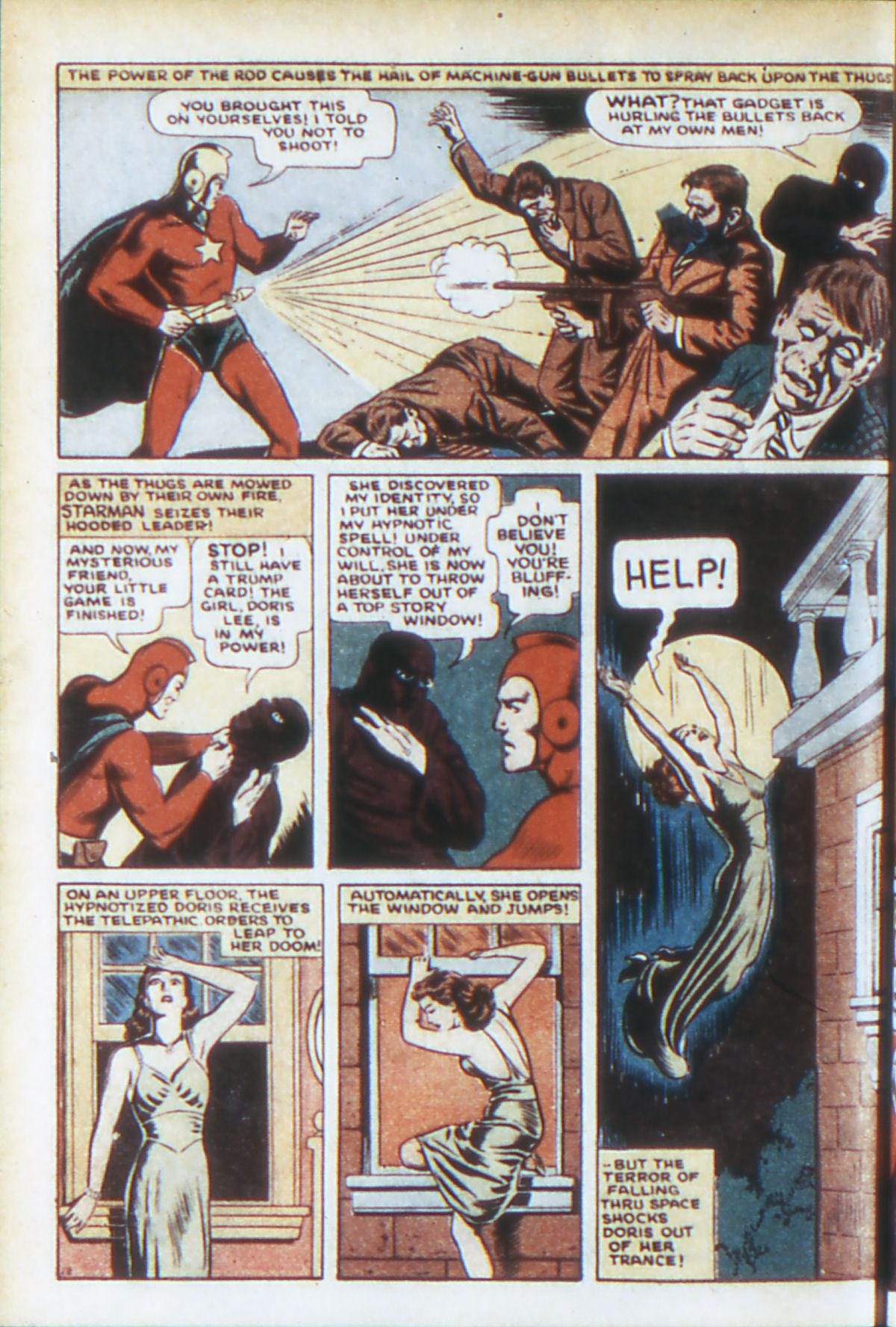Read online Adventure Comics (1938) comic -  Issue #64 - 15