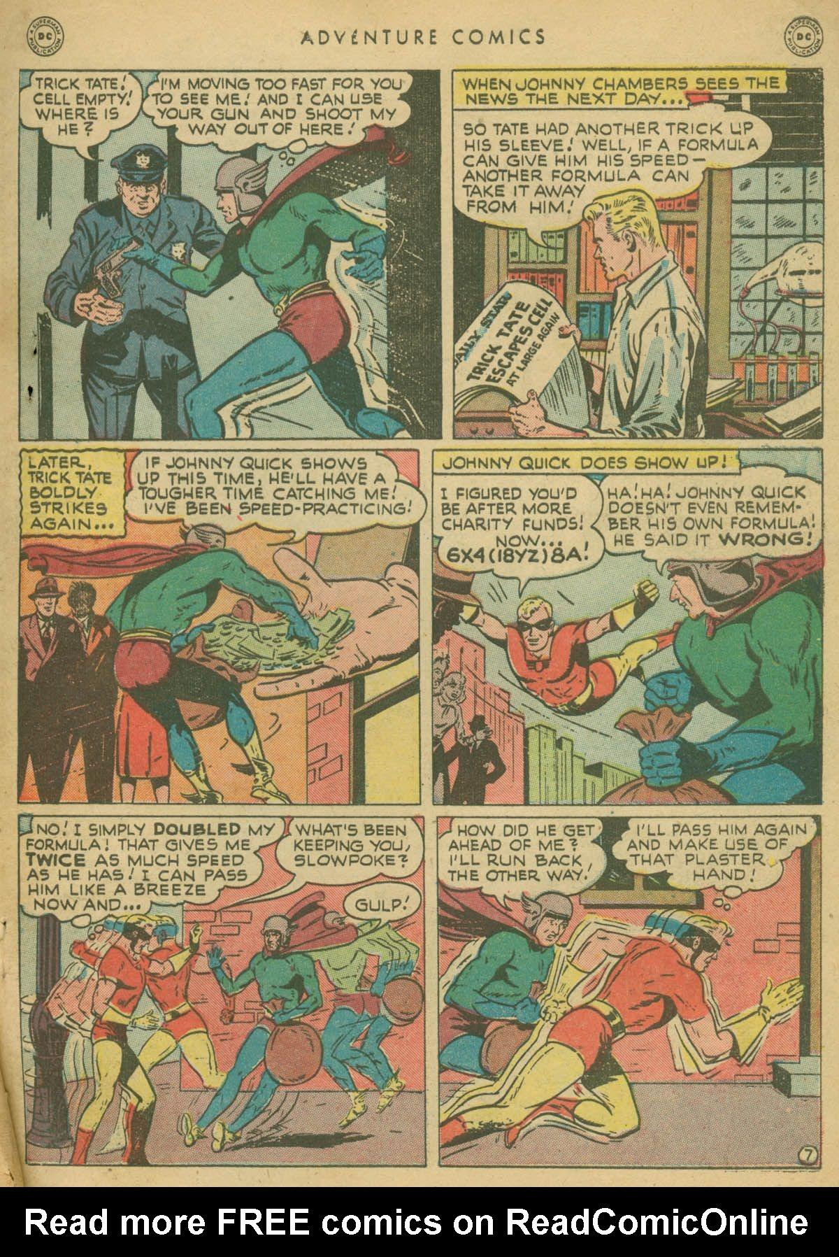 Read online Adventure Comics (1938) comic -  Issue #142 - 46