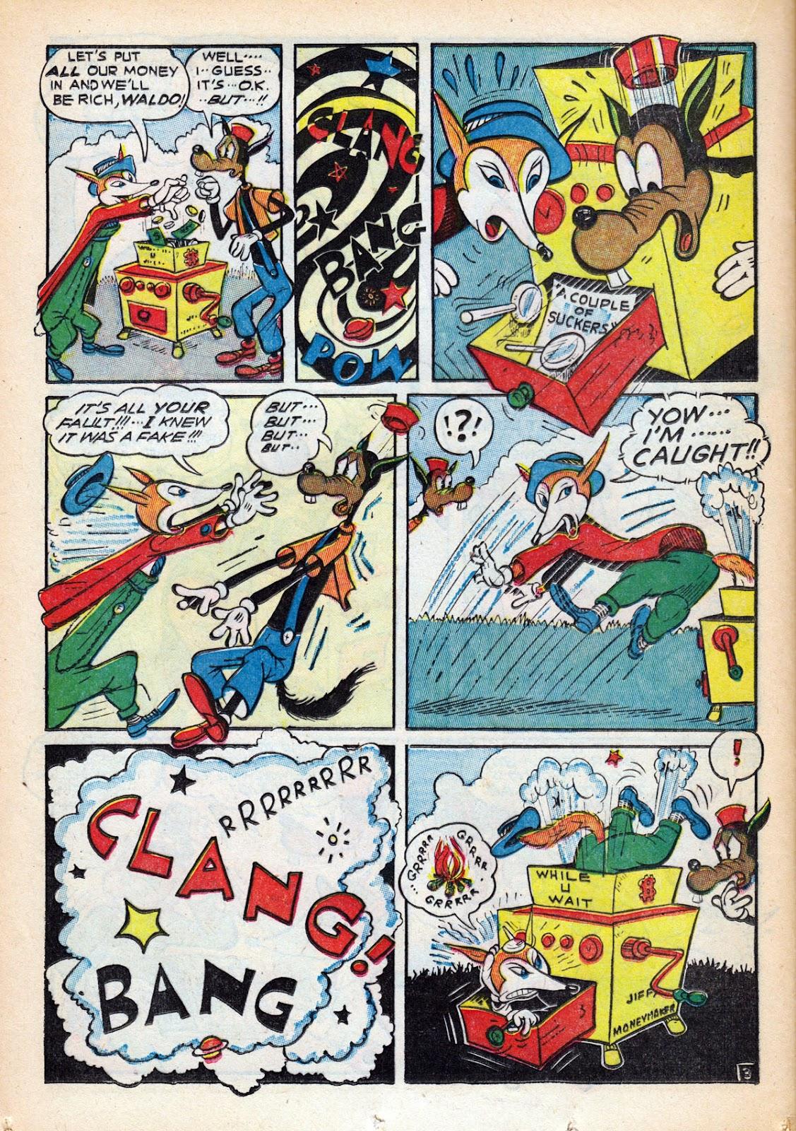 Read online Comedy Comics (1942) comic -  Issue #15 - 40