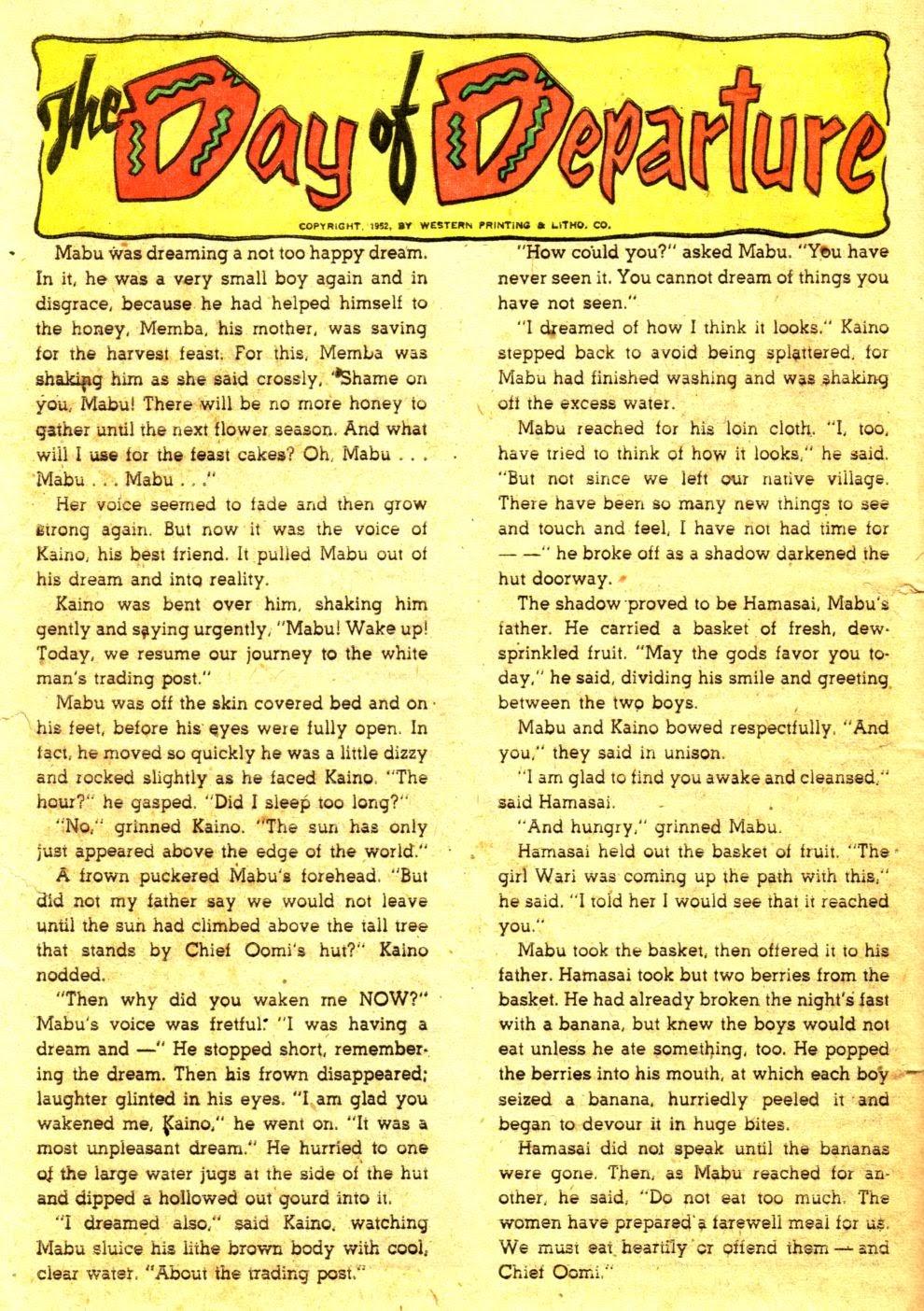 Tarzan (1948) issue 40 - Page 42