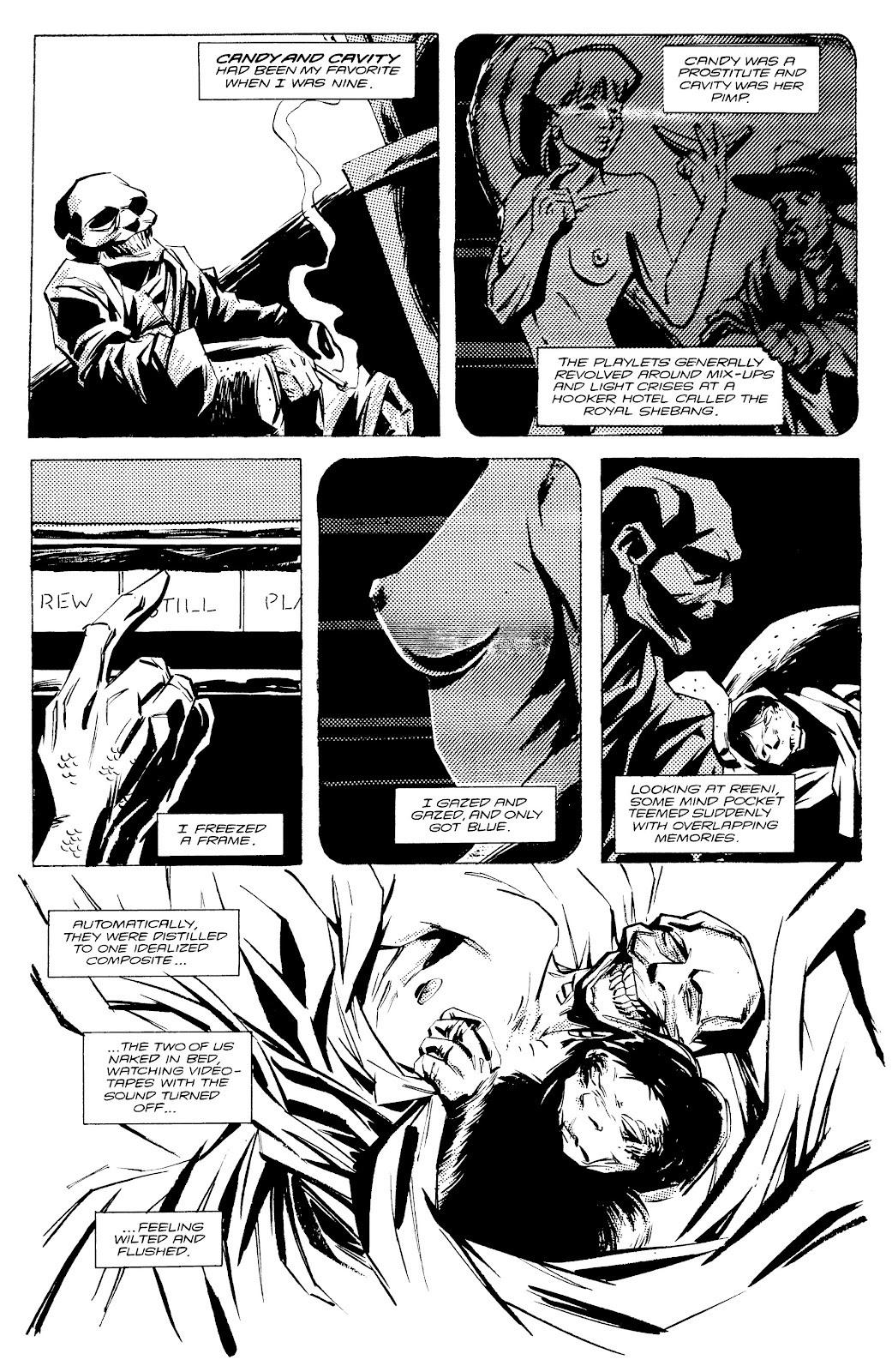 Read online Freaks' Amour comic -  Issue # TPB (Part 1) - 60