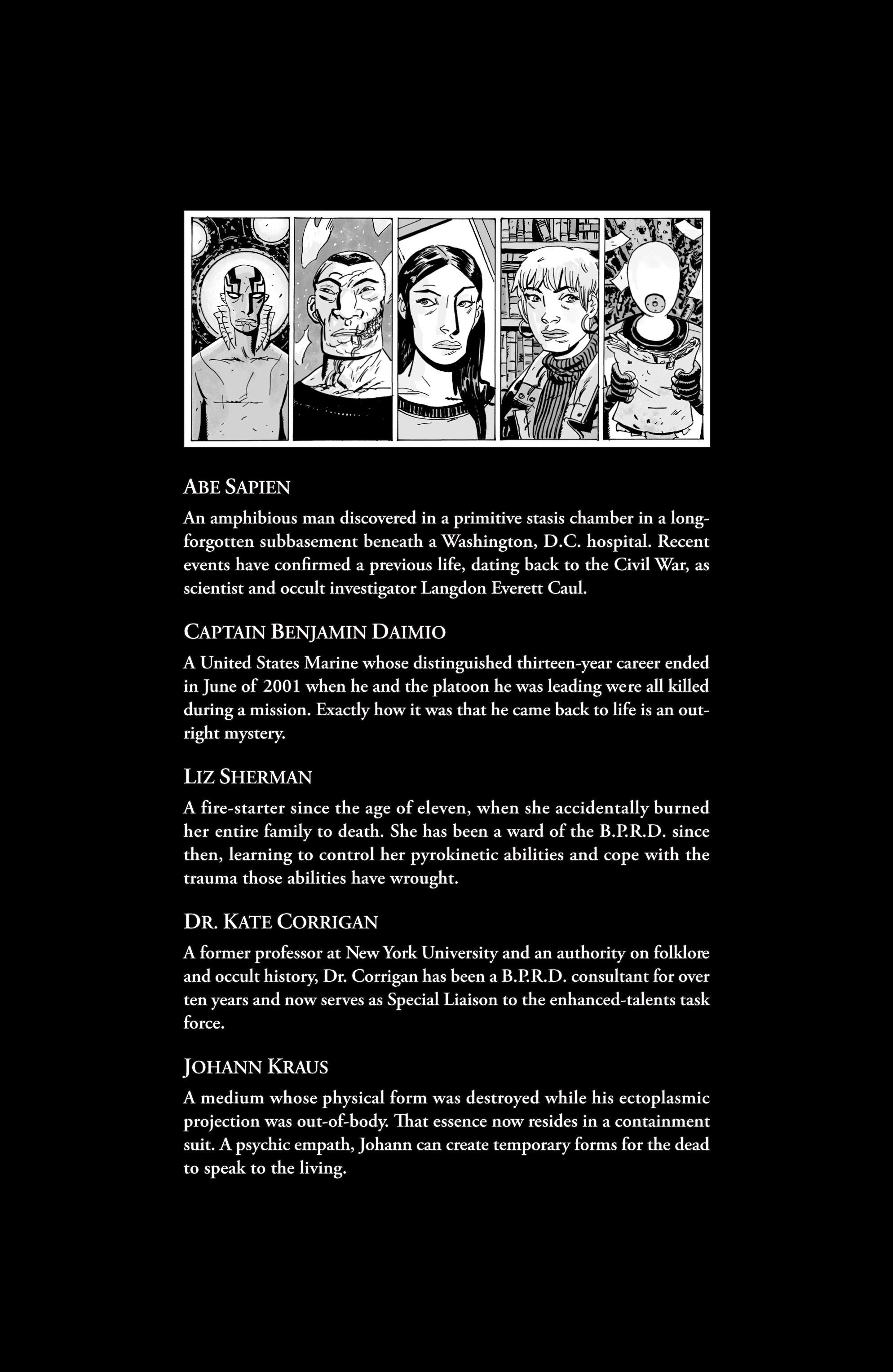 Read online B.P.R.D. (2003) comic -  Issue # TPB 7 - 4