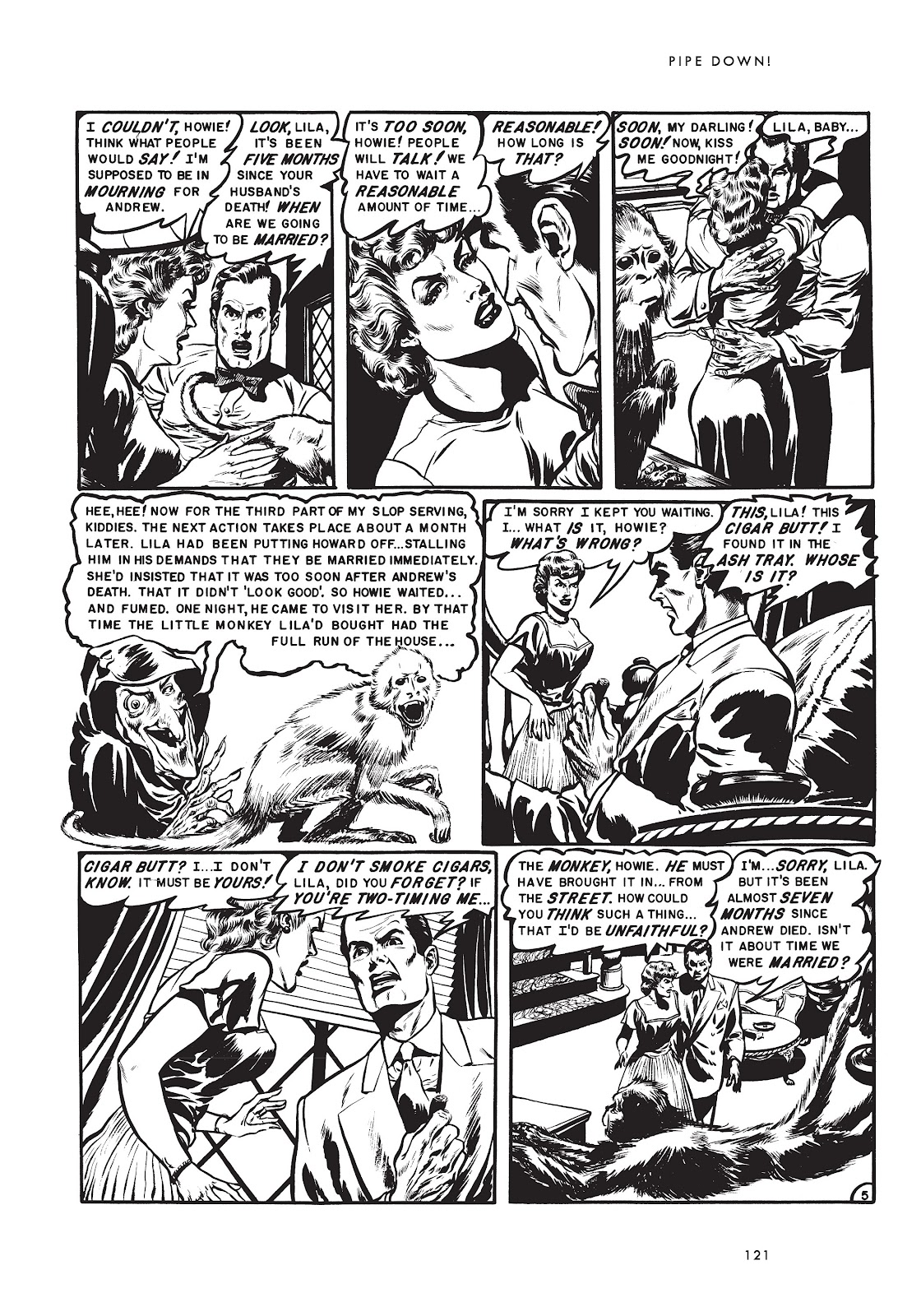 Read online Sucker Bait and Other Stories comic -  Issue # TPB (Part 2) - 36