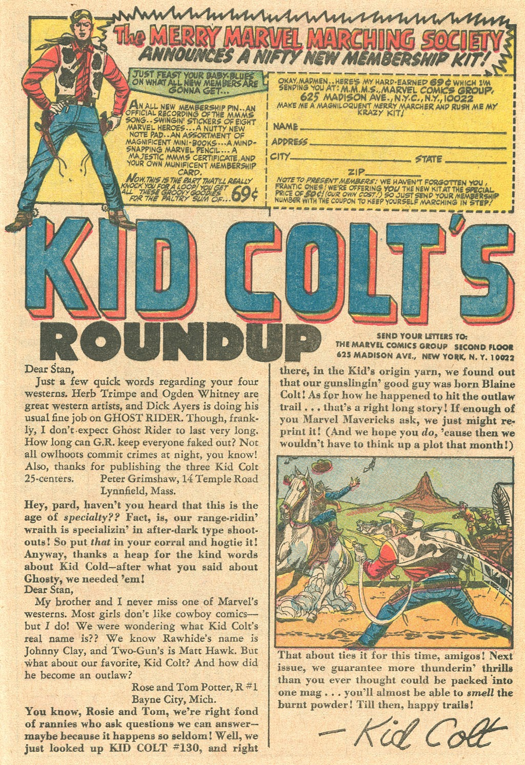 Kid Colt Outlaw issue 136 - Page 33